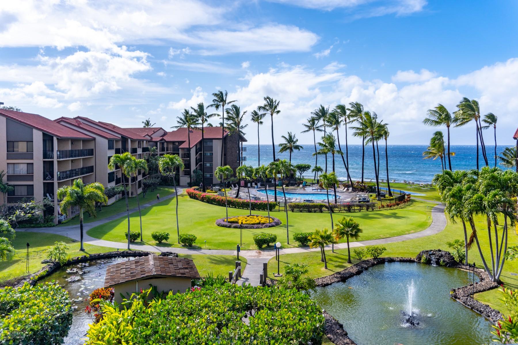 Condominiums for Sale at Island Paradise 3543 L Honoapiilani Rd, Papakea Resort H405 Honokowai, Hawaii 96761 United States