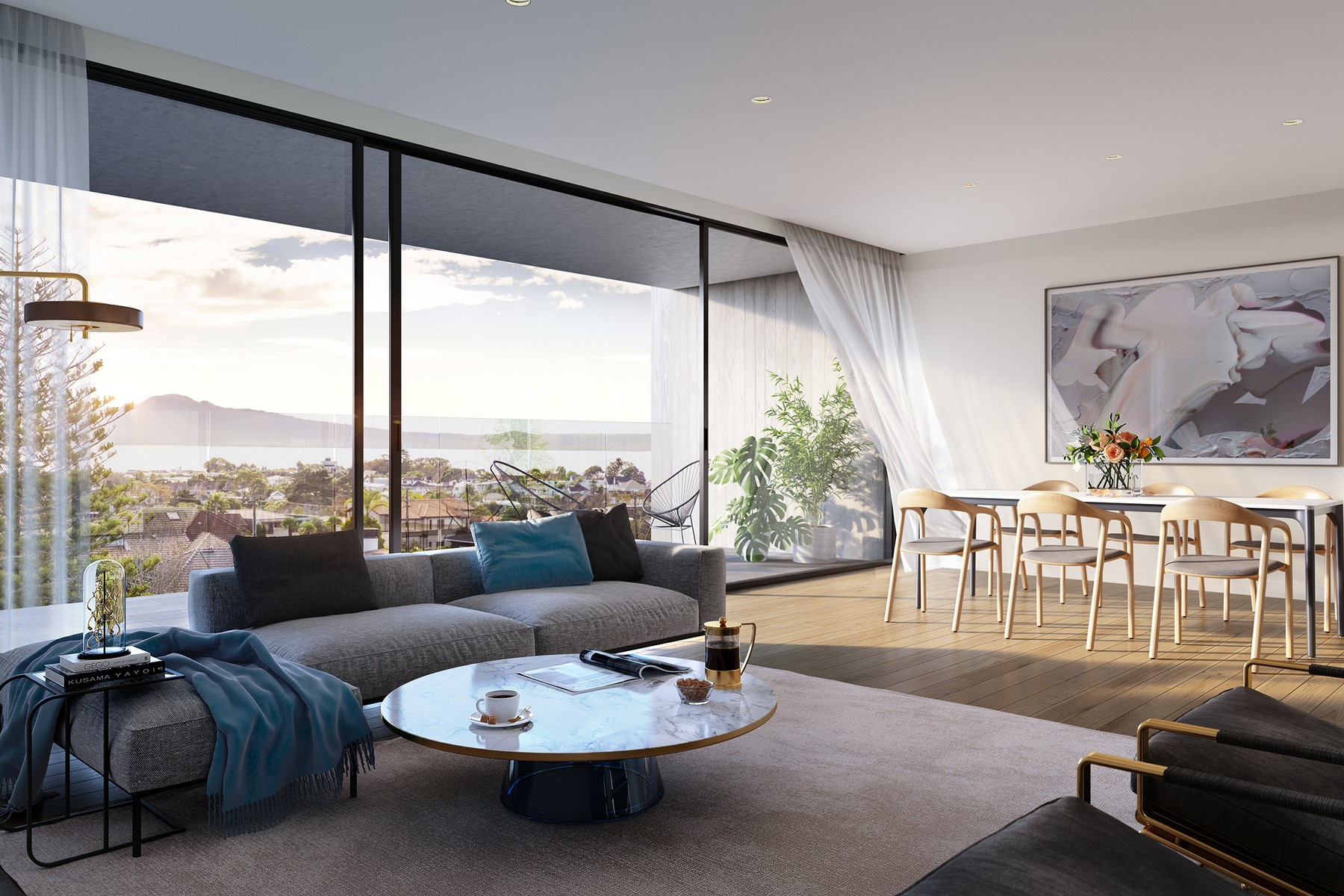 شقة للـ Sale في Penthouse Residences - Horizon Mission Bay Auckland, Auckland, New Zealand