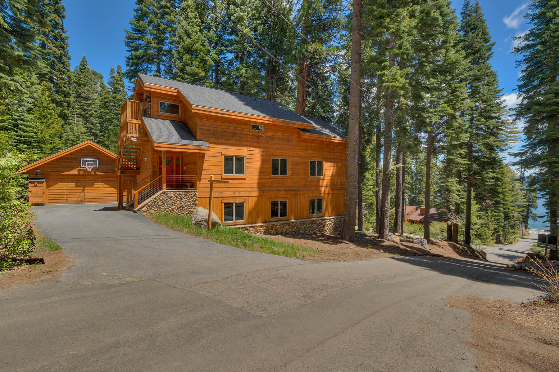 Additional photo for property listing at West Shore Retreat 194 Simplon Pass Road Homewood, California 96141 United States