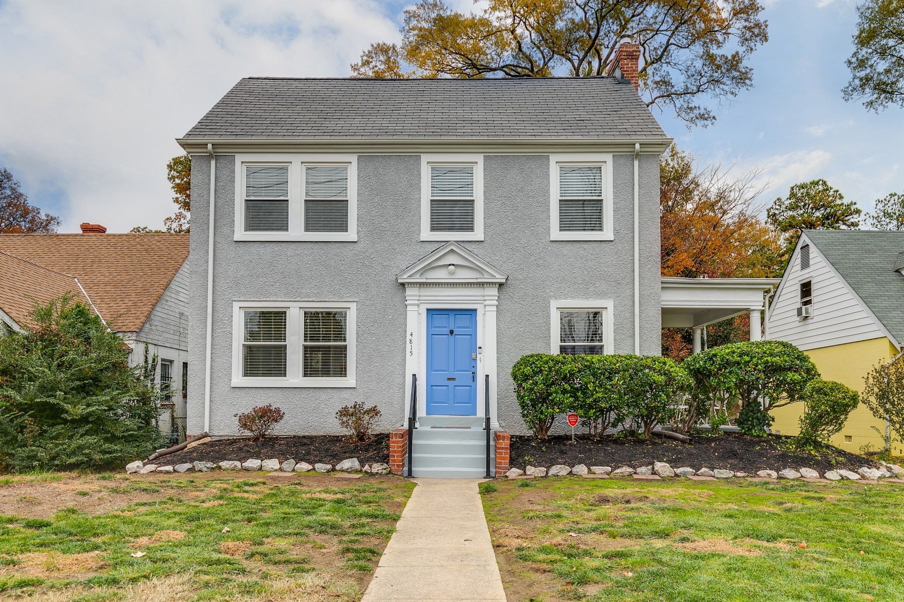 Single Family Homes for Active at N Ginter Park 4815 Brook Road Richmond, Virginia 23227 United States