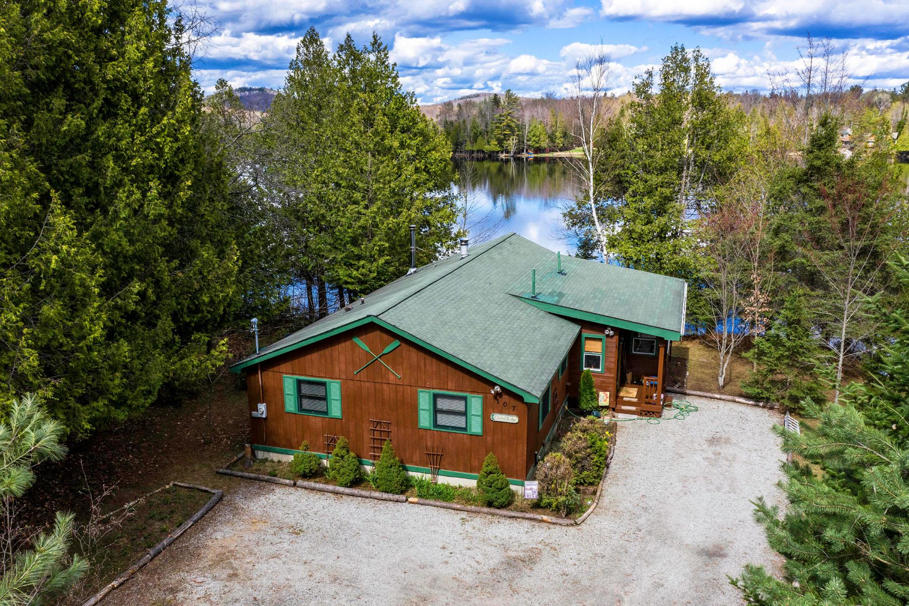Single Family Homes für Verkauf beim Indian Lake, New York 12842 Vereinigte Staaten
