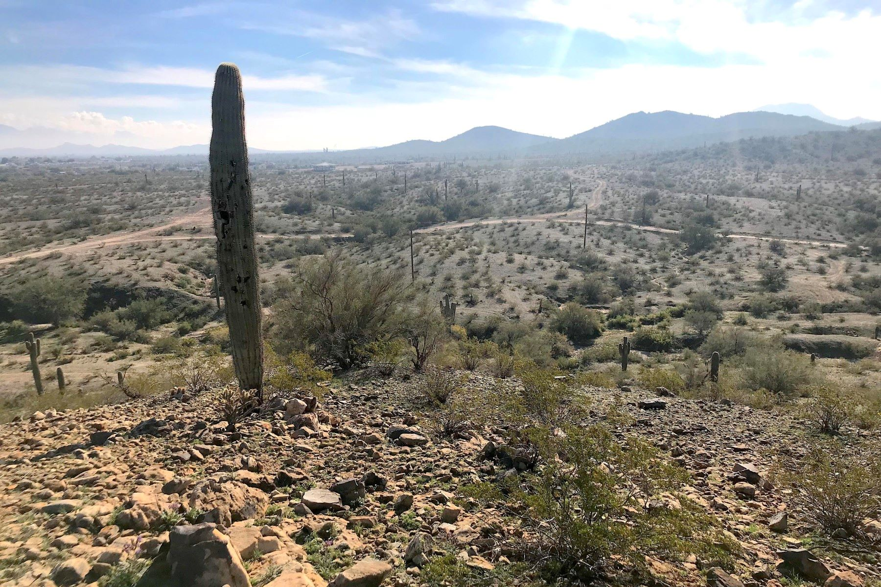 Land for Sale at Foothills Of The Eagle Mountain 227XX W Eagle Mountain RD Buckeye, Arizona 85326 United States