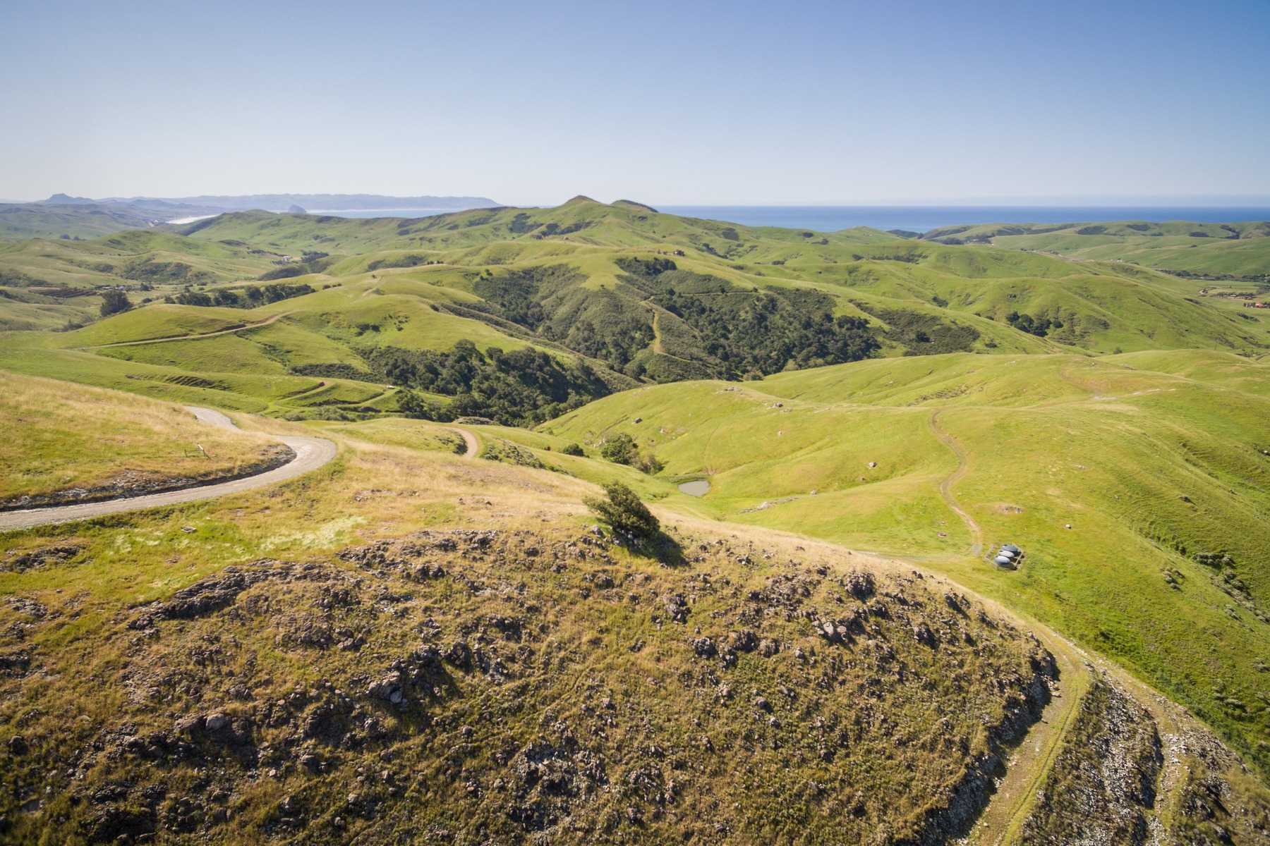 Terreno por un Venta en 653± Acre Cattle Ranch 0 Villa Creek Rd. Cayucos, California 93430 Estados Unidos