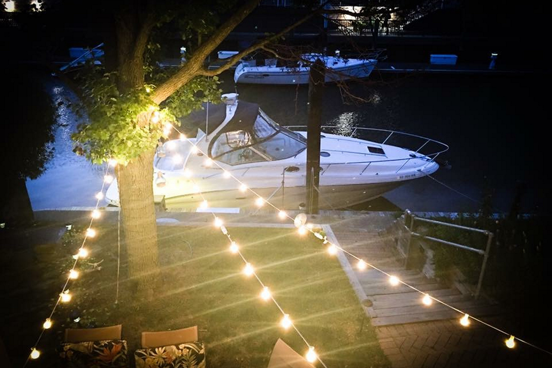 Condominiums for Sale at Half Moon Isle is an Enclave of 31 Townhomes each with a Private Boat Dock 17 Halfmoon Isle Jersey City, New Jersey 07305 United States