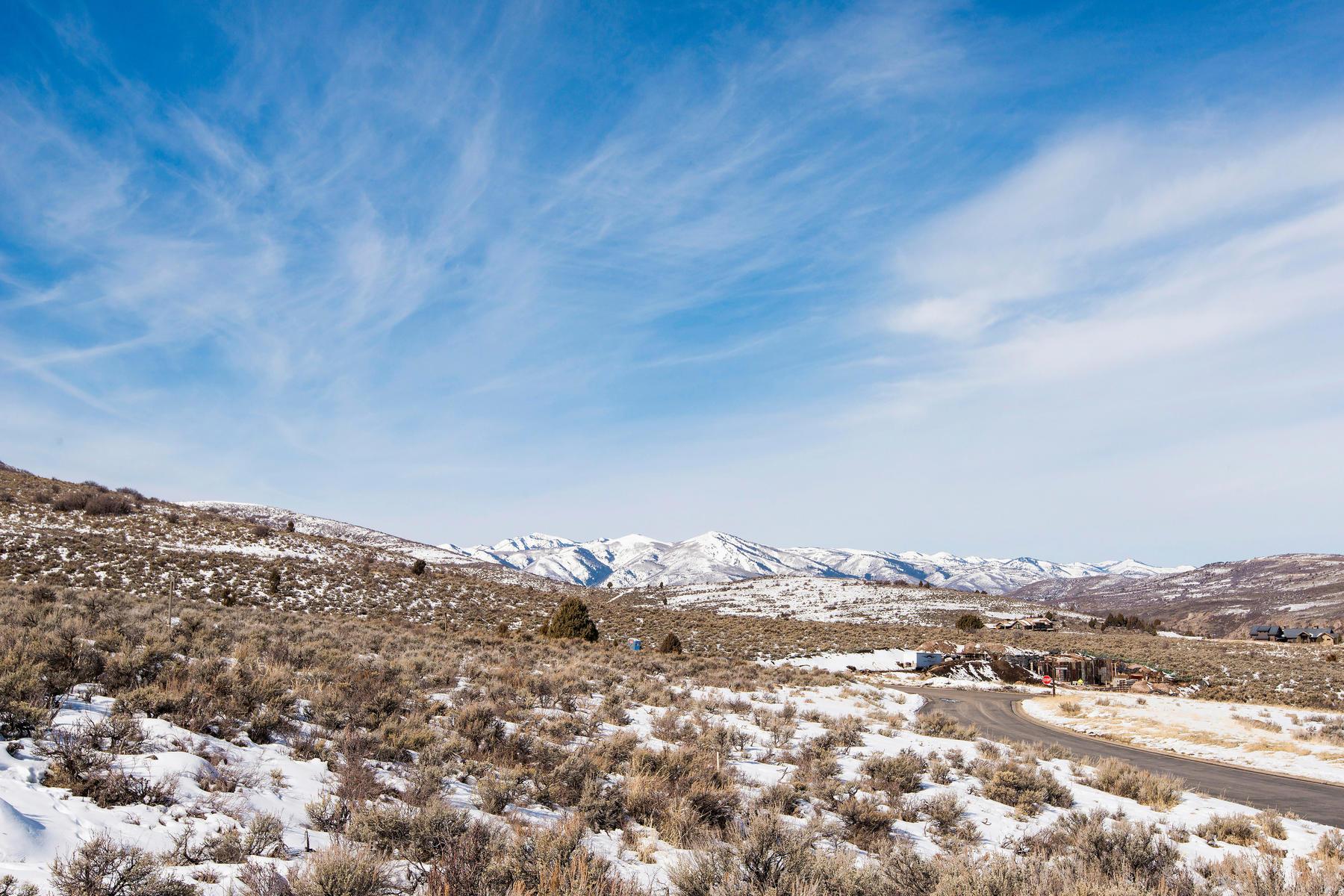 Terreno por un Venta en Stunning Victory Ranch Homesite 6110 E Bue Wing Lp Lot 72, Heber City, Utah, 84032 Estados Unidos