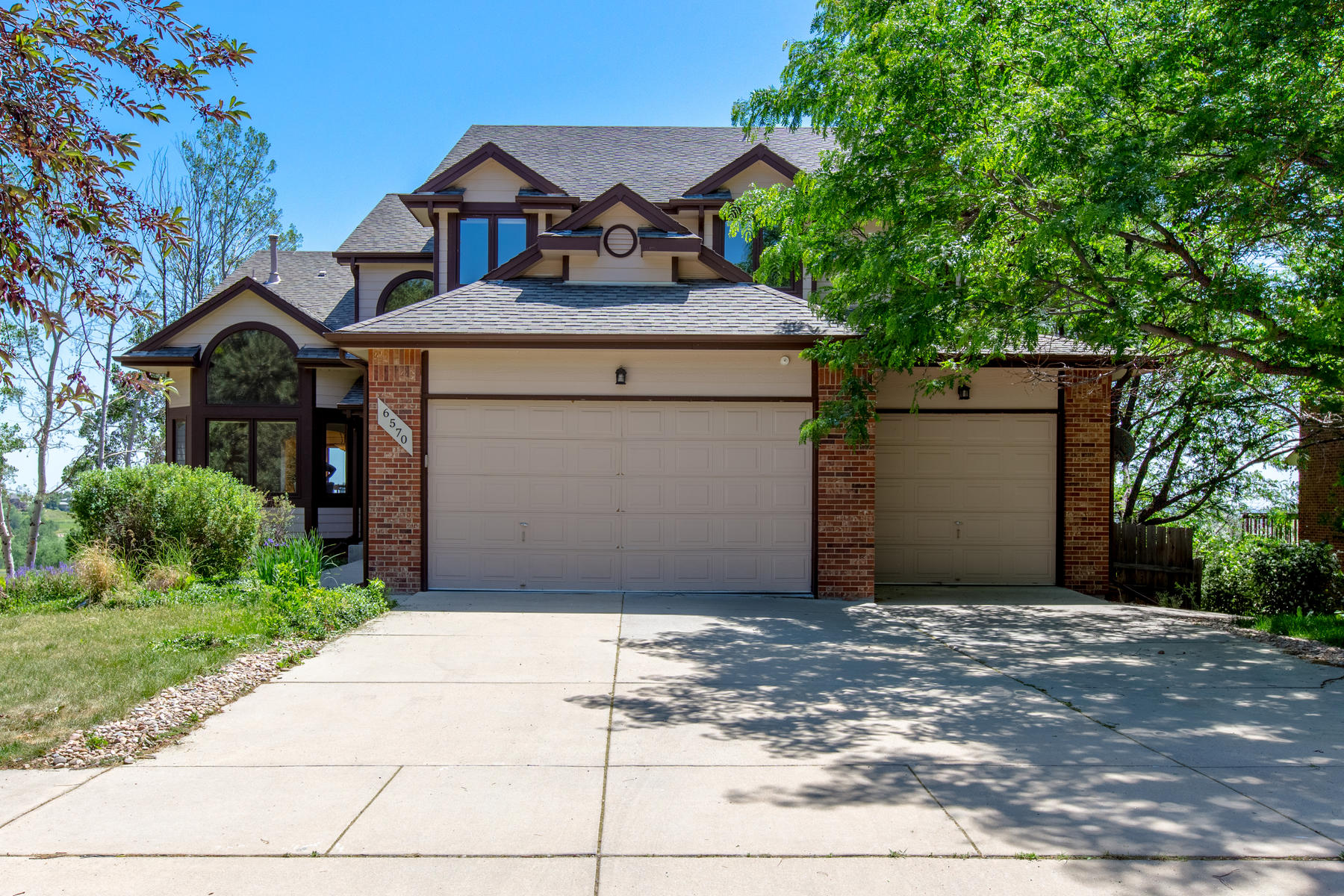 Single Family Home for Active at Your Own Private Retreat With Golf Course Views 6570 Fairways Dr Longmont, Colorado 80503 United States
