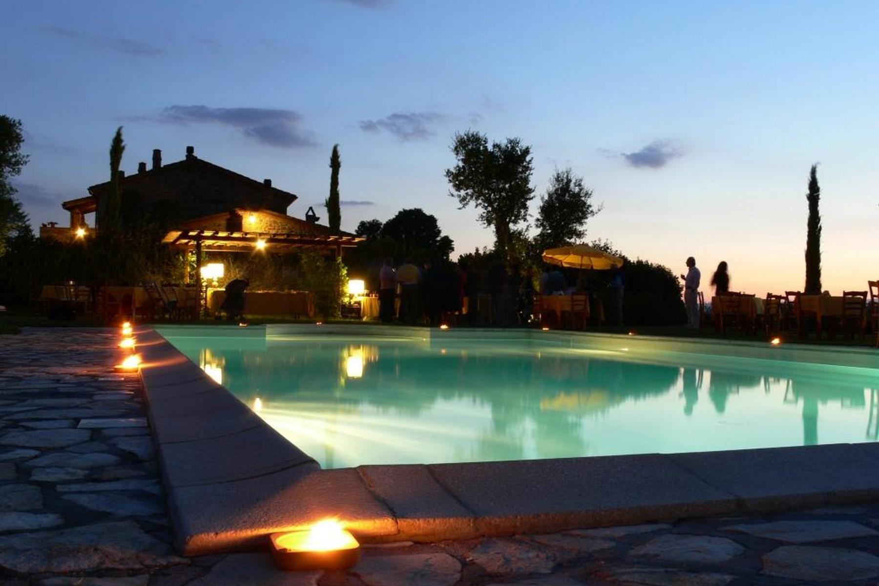 Einfamilienhaus für Verkauf beim Enchanting Townhouse in Umbrian Countryside Località Cantone Other Terni, Terni 05010 Italien