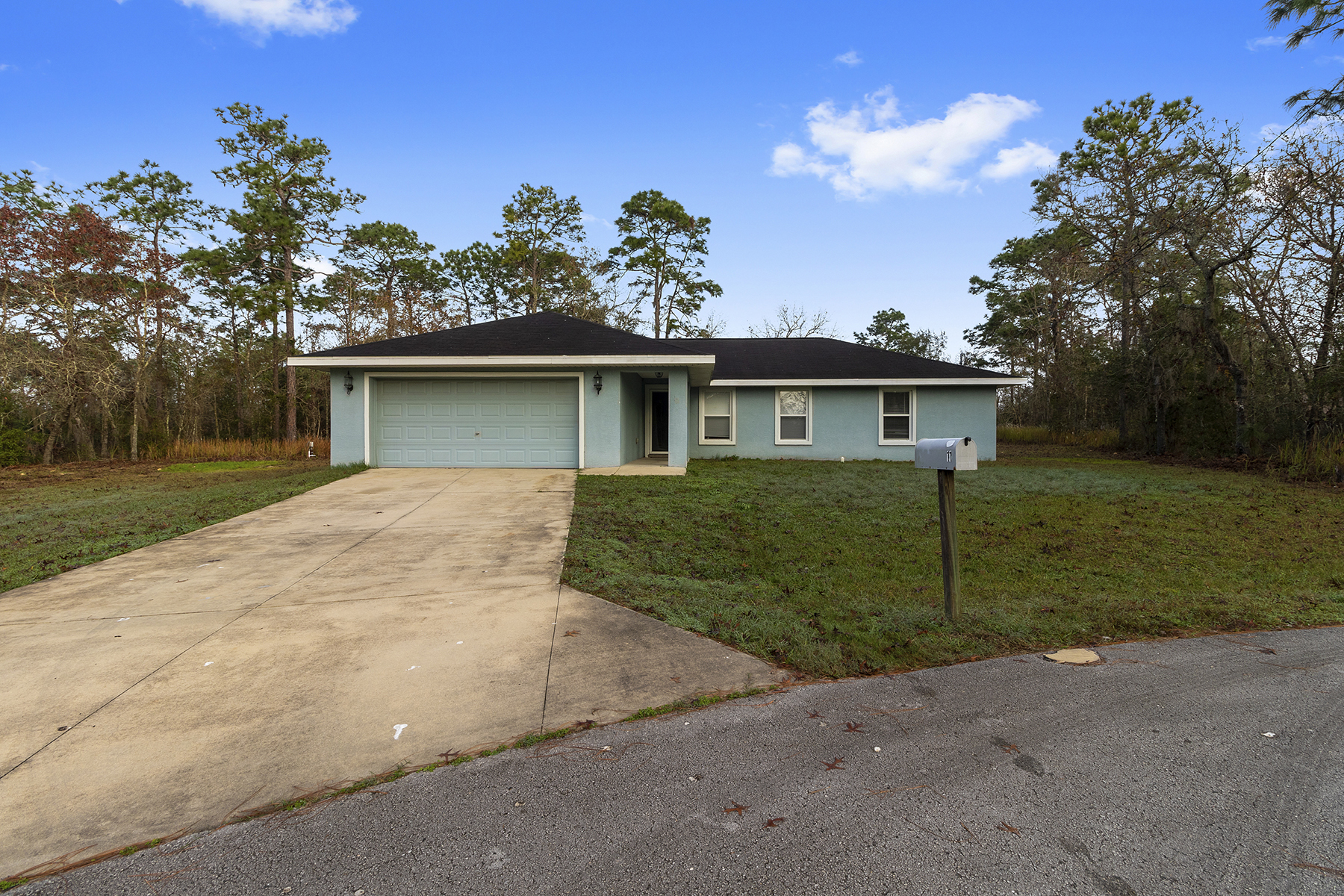 Single Family Homes por un Venta en OCALA 11 Hemlock Loop Trl, Ocala, Florida 34472 Estados Unidos