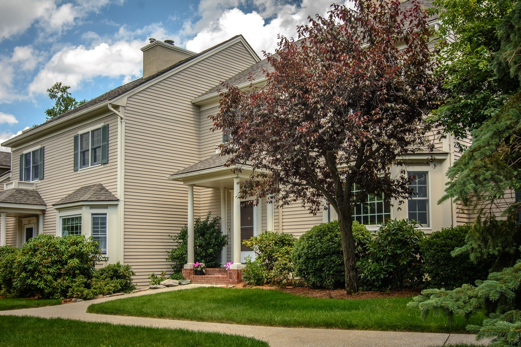 Townhouse for Sale at Highly Desirable Corner Unit - Powder Hill Townhouse 15 Powder Hill Way Westborough, Massachusetts, 01581 United States