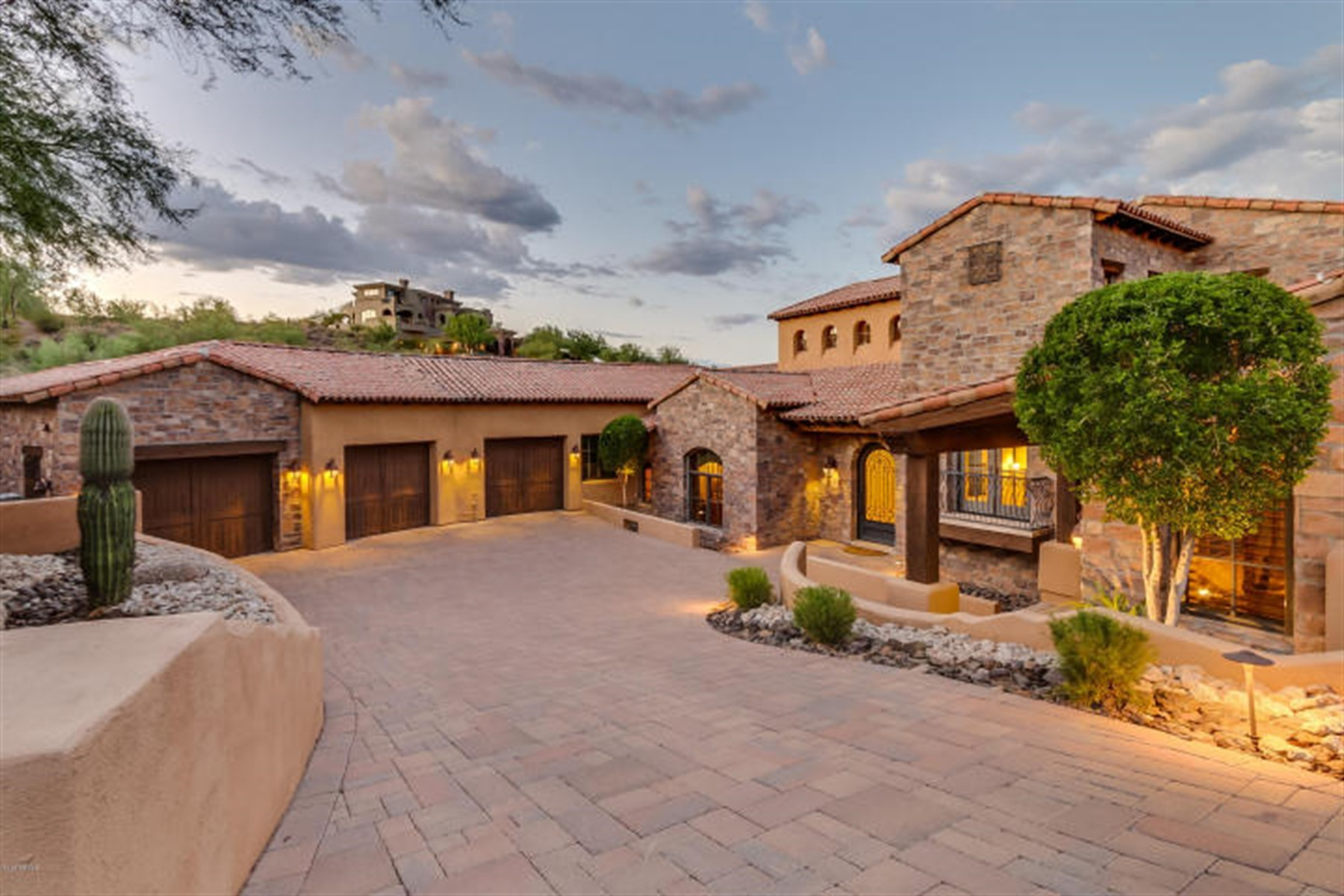 Single Family Homes for Sale at Golf Course Frontage 9205 N Fireridge Trl Fountain Hills, Arizona 85268 United States