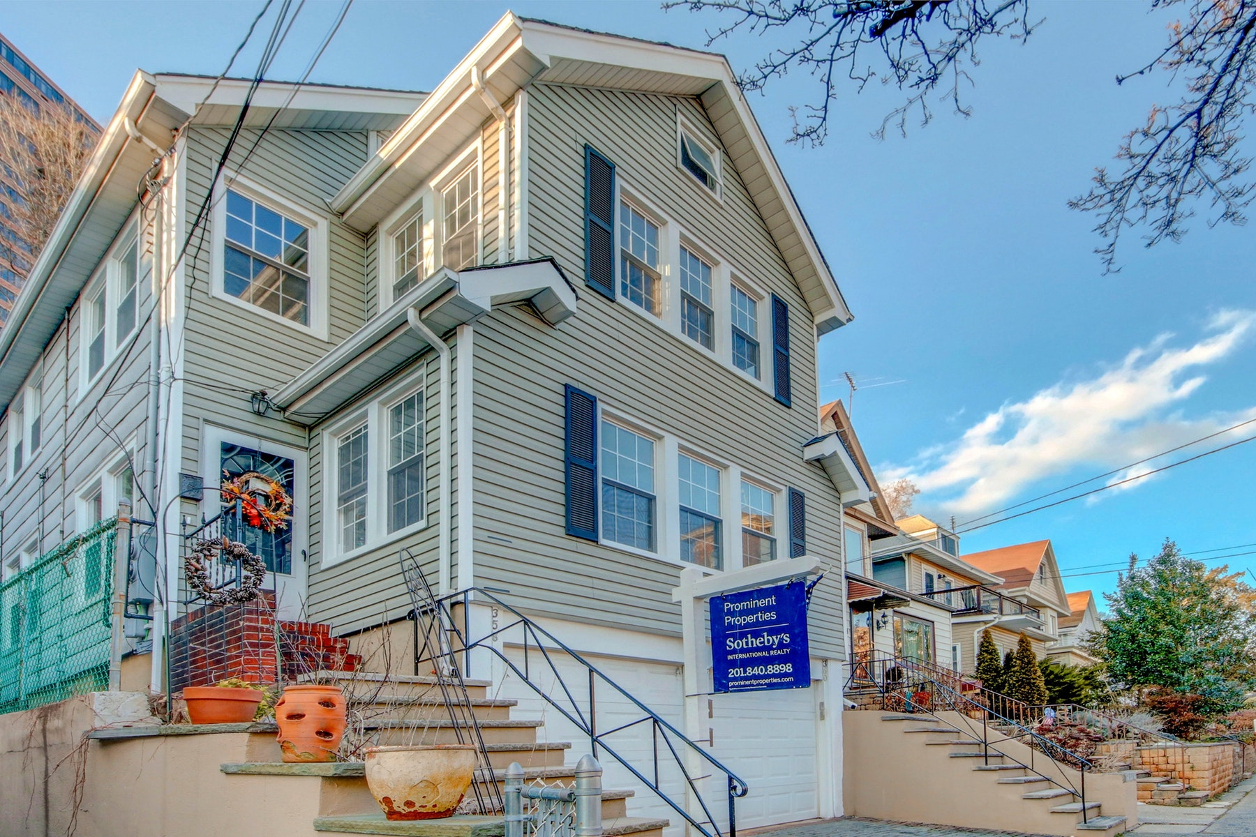 Other Residential for Sale at 358-360 Undercliff Avenue Edgewater, New Jersey 07020 United States
