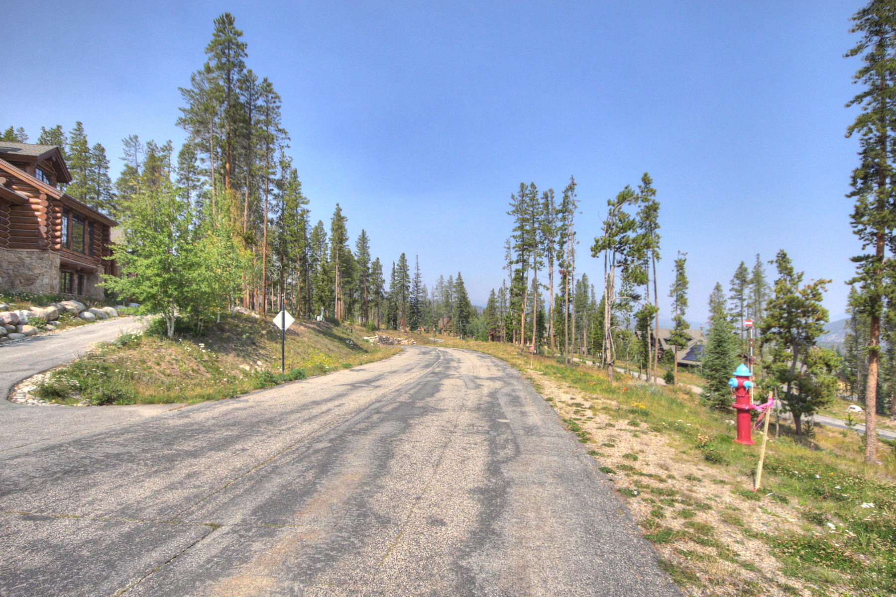 Land for Active at Lot 229 in The Highlands 19 Evans Court Breckenridge, Colorado 80424 United States