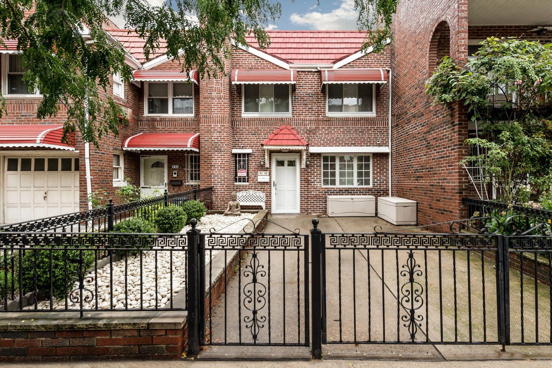 Casa unifamiliar adosada (Townhouse) por un Venta en 31-65 36 St , Astoria, NY 11106 31-65 36 St Astoria, Nueva York 11106 Estados Unidos