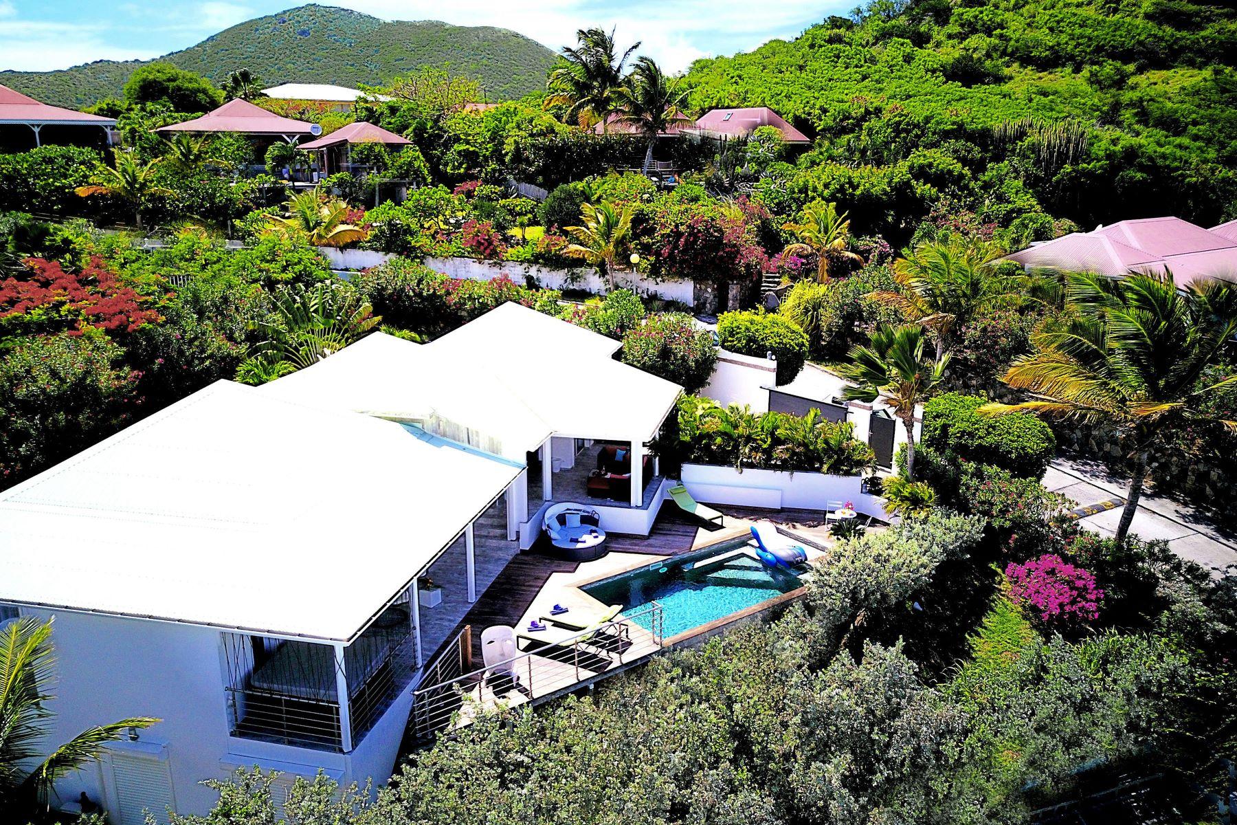واحد منزل الأسرة للـ Sale في Tintamarre View Tintamarre View Park View Cul de Sac, 97150 St. Martin
