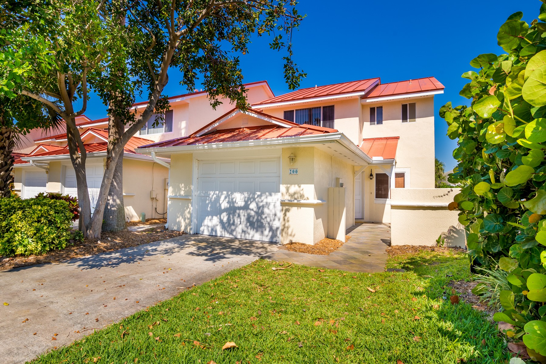 Townhouse for Sale at 200 Oceanway Drive Melbourne Beach, Florida, 32951 United States