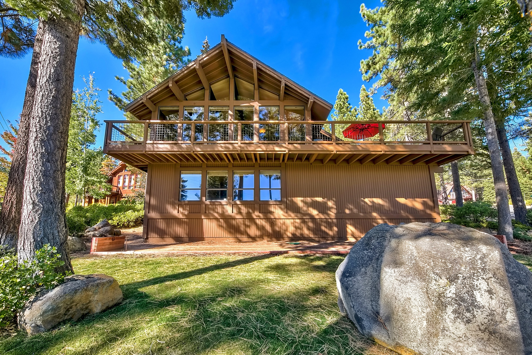Single Family Home for Active at 64 Observation Drive, Tahoe City, CA 96145 64 Observation Drive Tahoe City, California 96145 United States