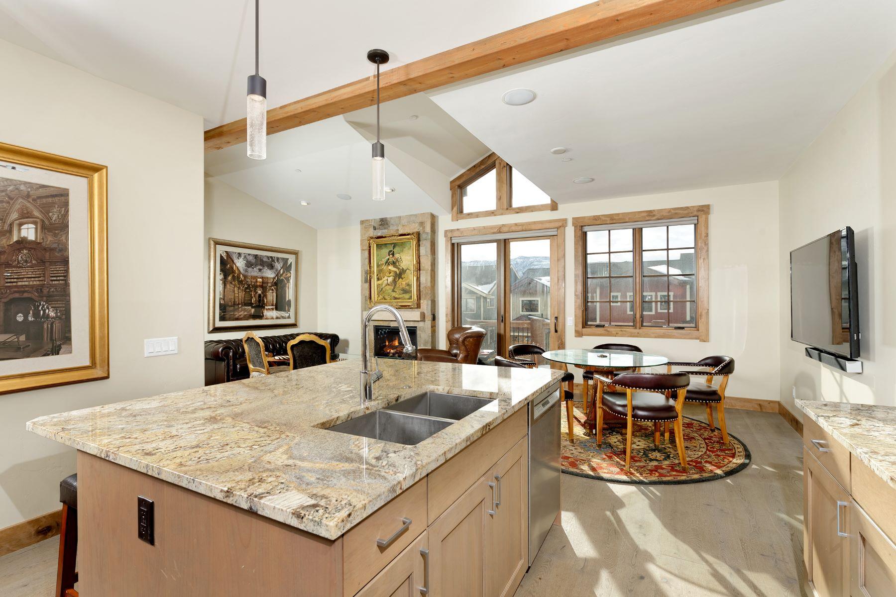 联栋屋 为 销售 在 Shadowrock 222 Overlook Ridge, 卡本代尔, 科罗拉多州, 81623 美国