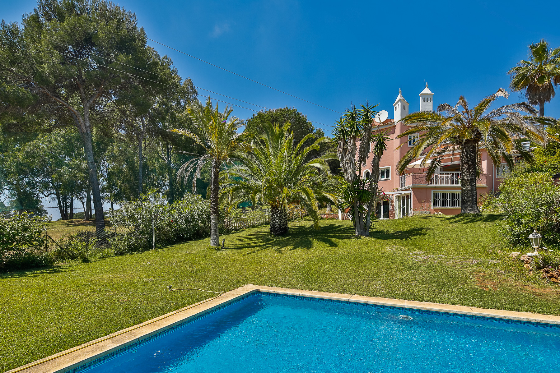 Single Family Home for Sale at VILLA ON THE COAST NEAR MARBELLA Marbella east, Marbella, Costa Del Sol, 29649 Spain