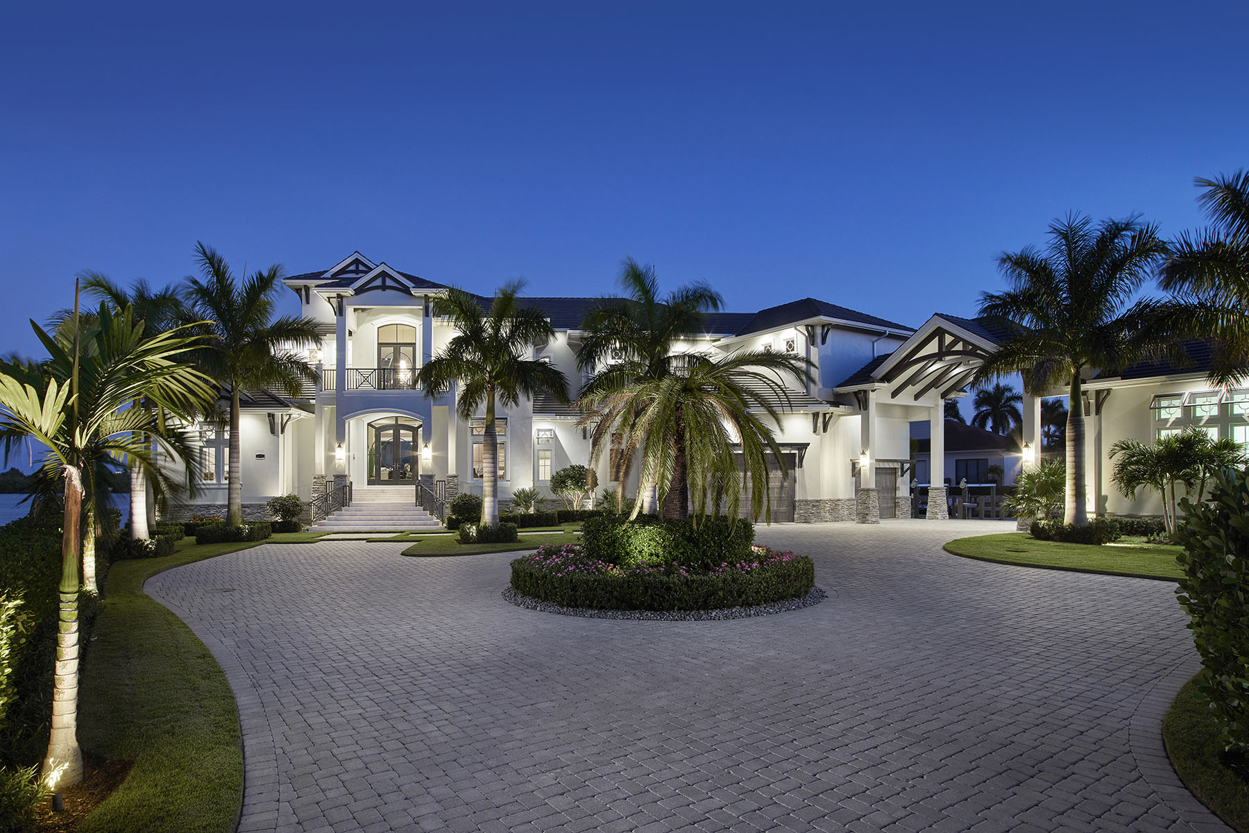 Single Family Homes for Sale at MARCO ISLAND - HIDEAWAY BEACH 475 Gate House Court Marco Island, Florida 34145 United States