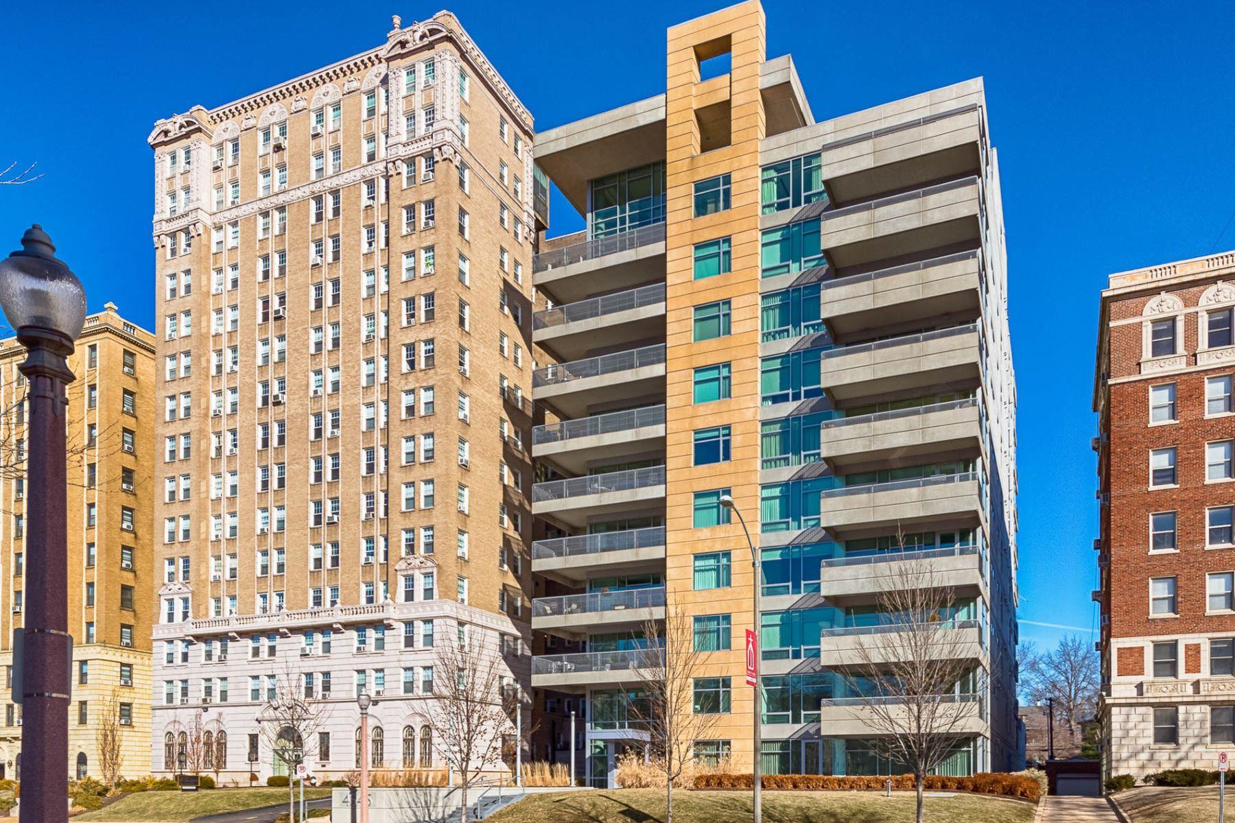 Condominium for Sale at Lindell Blvd 4545 Lindell Blvd # 23 St. Louis, Missouri 63108 United States
