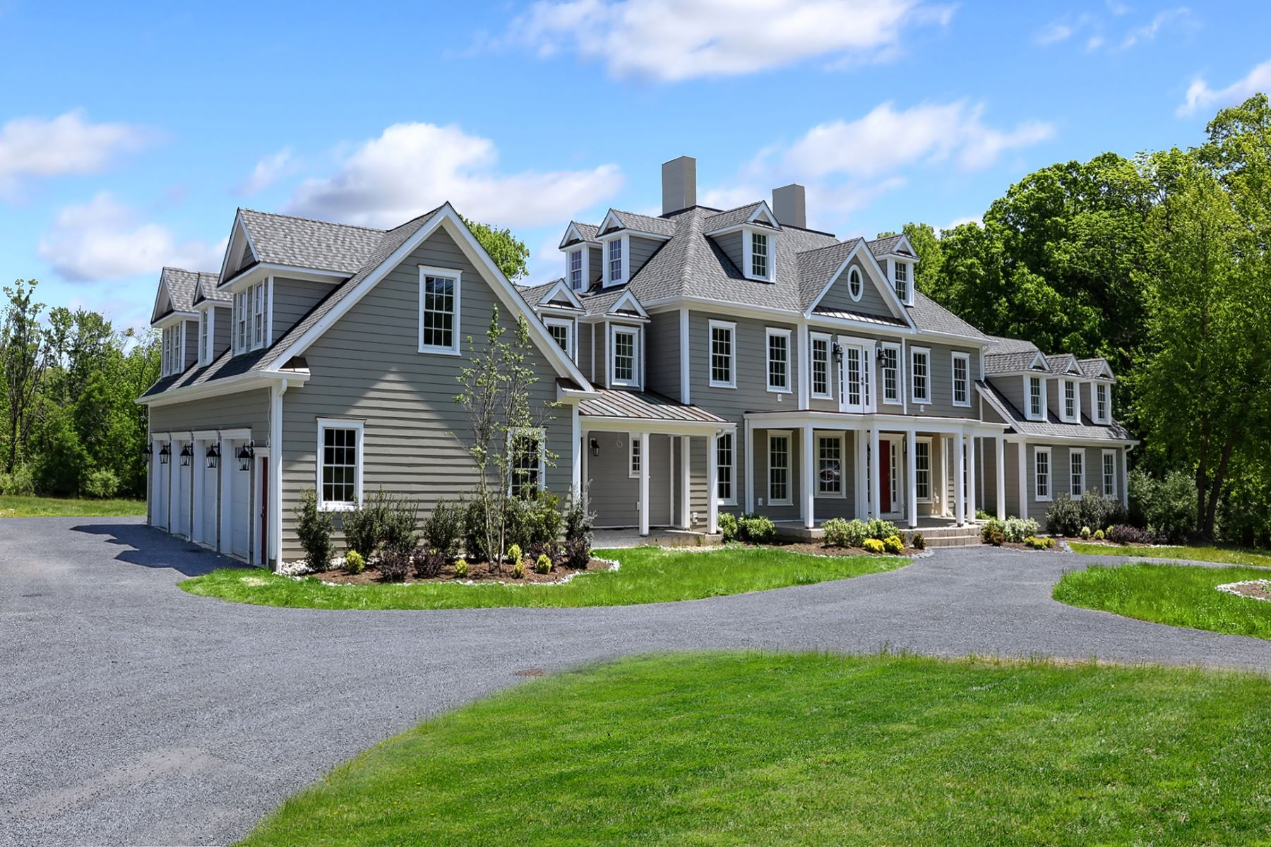 Single Family Homes for Sale at Every Amenity in this Spectacular Estate-Style Home 114 Federal Twist Road Stockton, New Jersey 08559 United States