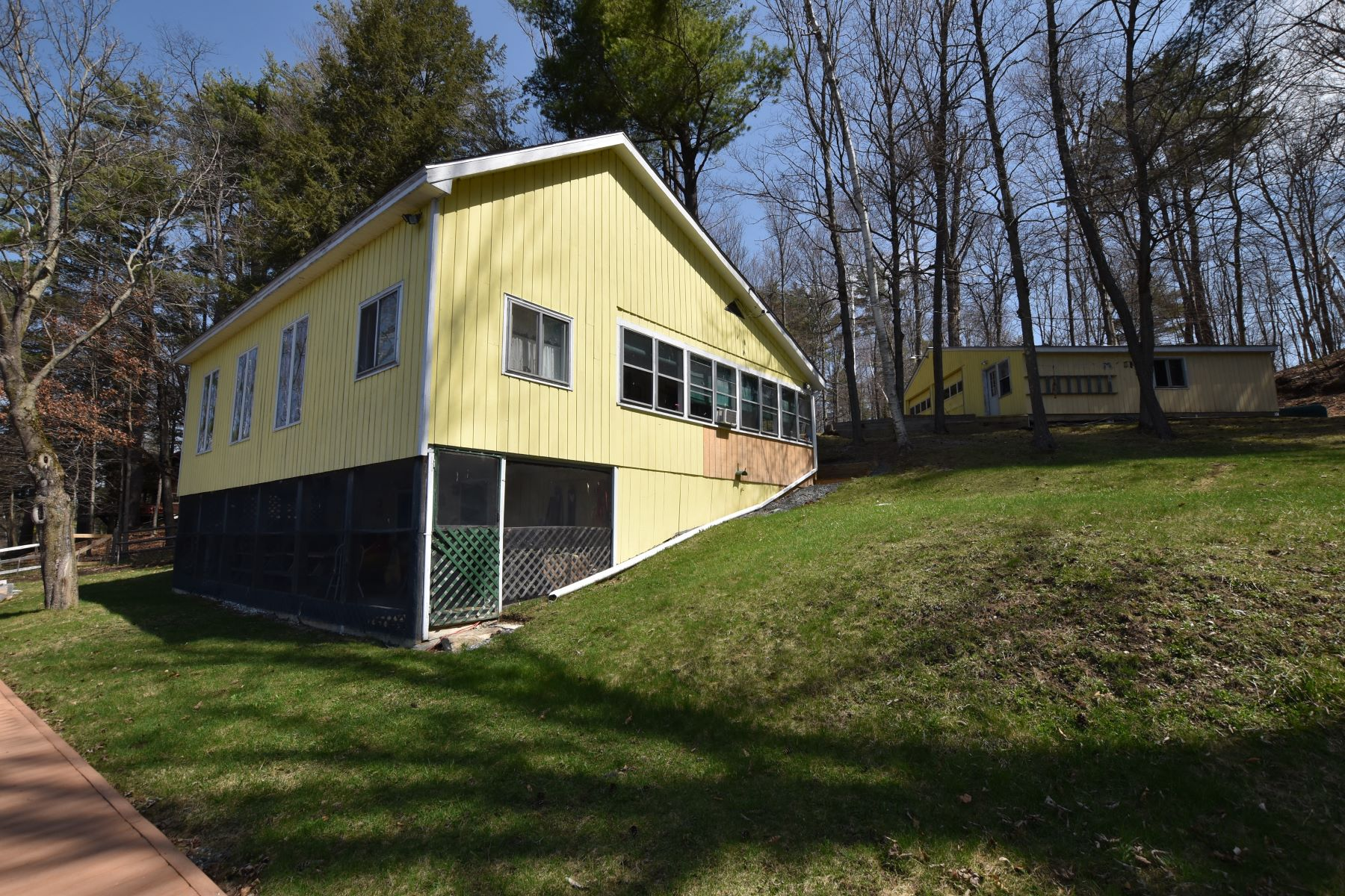 single family homes for Sale at 378-380 Fishing Access Road, Sudbury 378-380 Fishing Access Rd Sudbury, Vermont 05733 United States