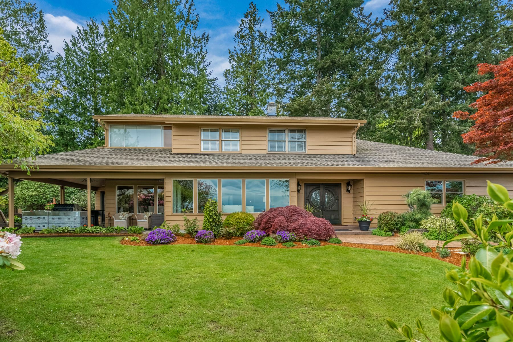 Single Family Homes for Sale at ColvosViews.com 2410 55th St Ct NW, Gig Harbor, Washington 98335 United States