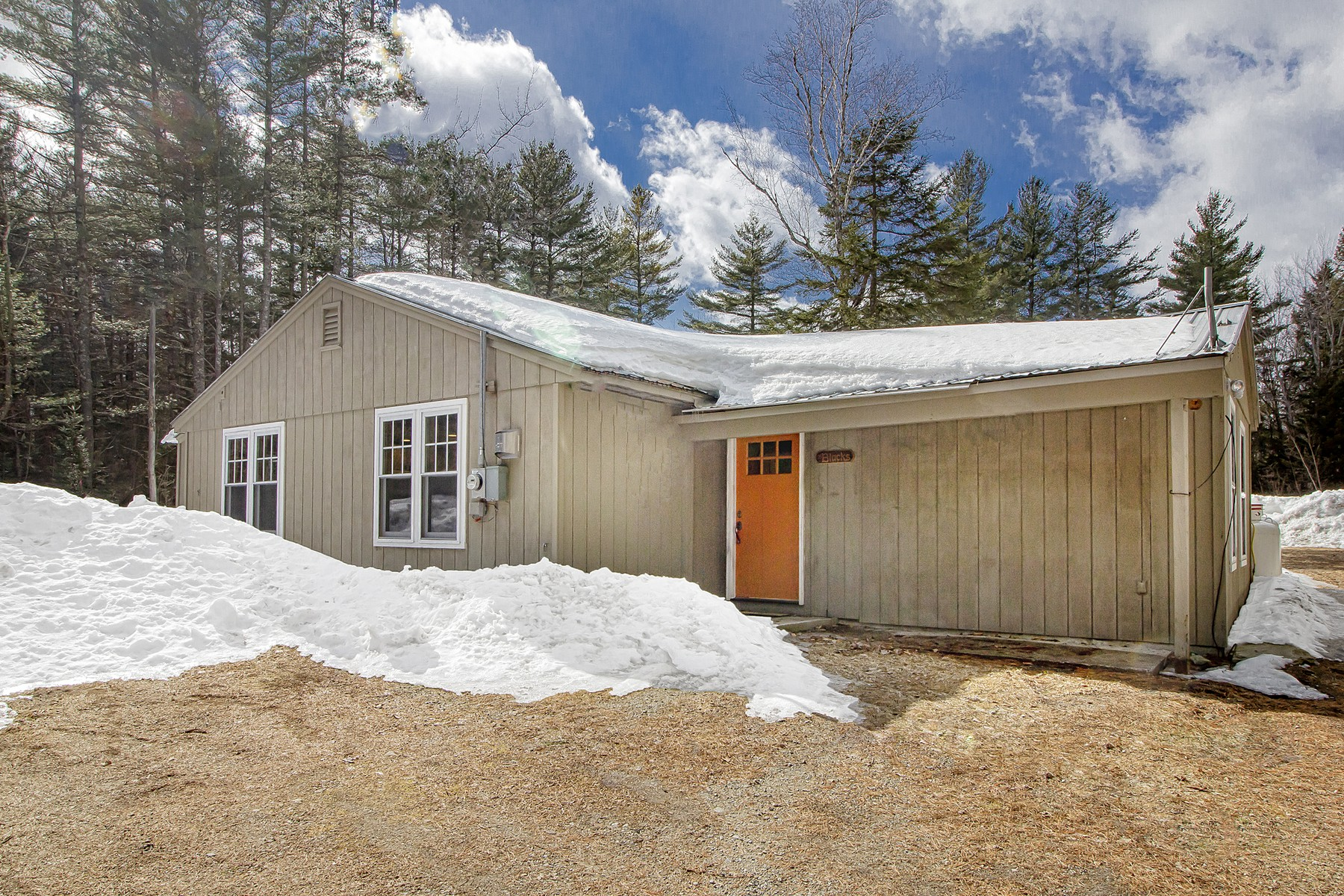 Single Family Home for Sale at Cozy and New 177 Fay Boyden Rd Wardsboro, Vermont 05360 United States