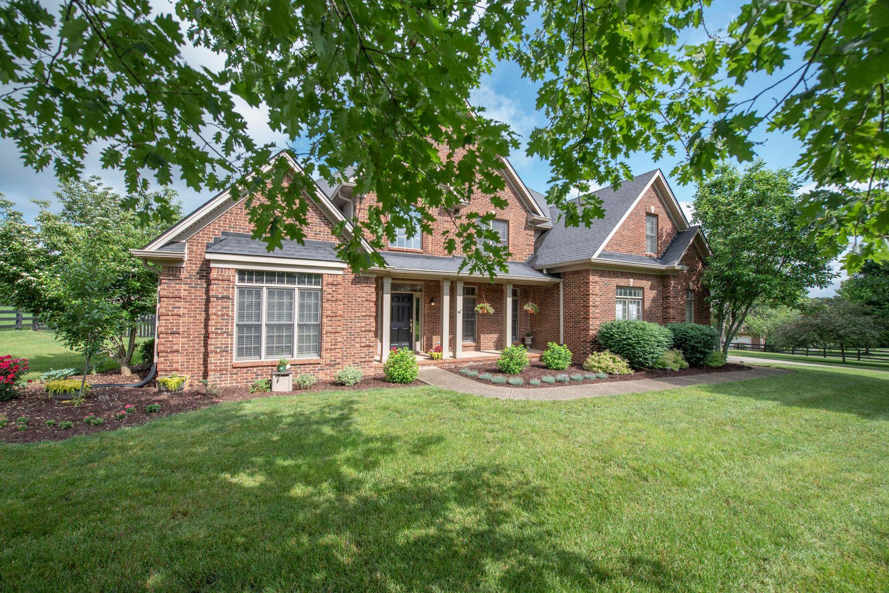 Single Family Homes por un Venta en 103 Aetna Lane Nicholasville, Kentucky 40356 Estados Unidos
