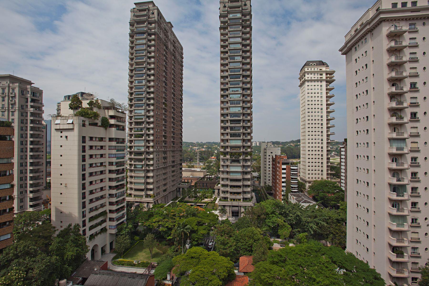 Single Family Home for Sale at Double penthouse a few steps from Pinheiros Club Rua Sabuji Sao Paulo, Sao Paulo, 01455-030 Brazil