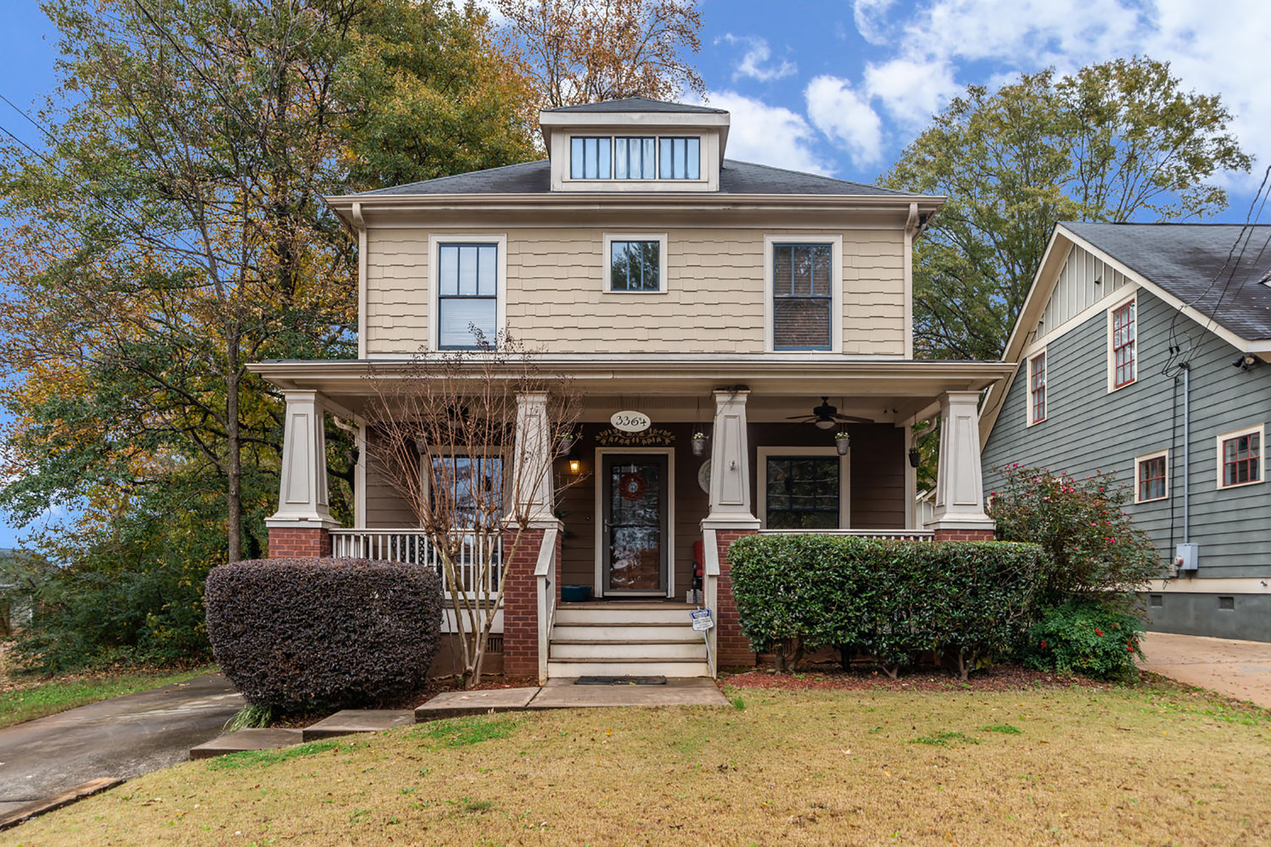Egan Park Craftsman in Close Proximity to Woodward Academy and Downtown 3364 Harrison Rd Atlanta, Georgia 30344 Hoa Kỳ