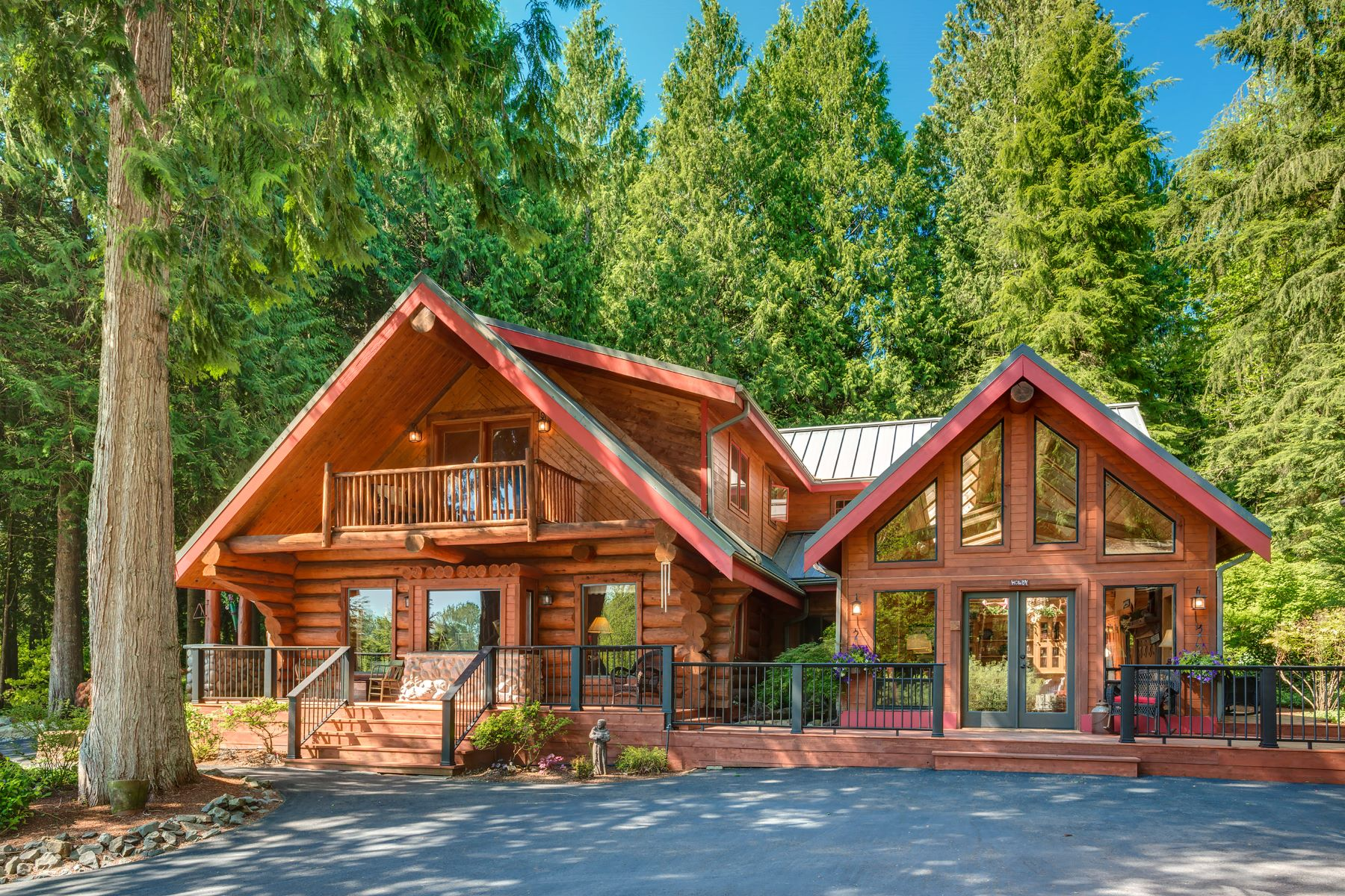 Single Family Home for Sale at Snohomish Equestrian Lodge 17317 OK Mill Rd Snohomish, Washington 98290 United States