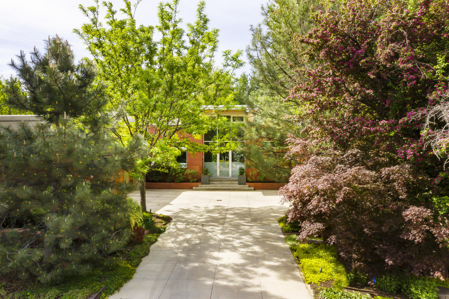 Single Family Homes for Sale at Contemporary Millcreek Masterpiece 1762 E Millcreek Way Salt Lake City, Utah 84106 United States