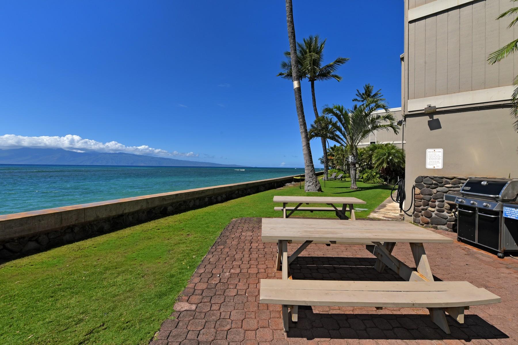 Condominiums for Sale at Vacation Rental in Tropical Garden Setting 4435 Lower Honoapiilani Road, Pohailani Maui 131 Kahana, Hawaii 96761 United States