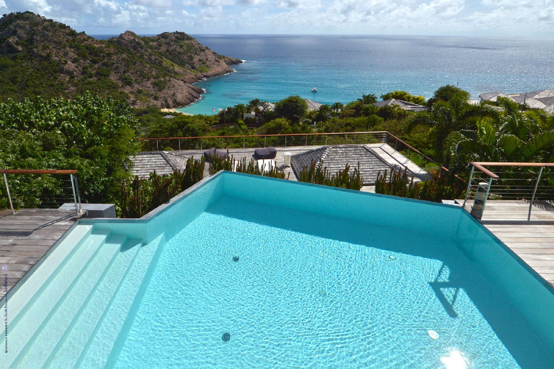 Single Family Homes por un Venta en Villa Blue Dragon Other St. Barthelemy, Ciudades En St. Barthélemy St. Barthelemy
