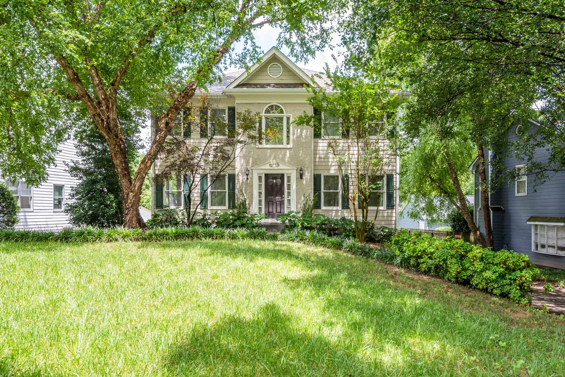 Single Family Home for Sale at Fully Renovated Buckhead Gem Overlooking Duck Pond 1623 Loring Drive NW Loring Heights, Atlanta, Georgia, 30309 United States
