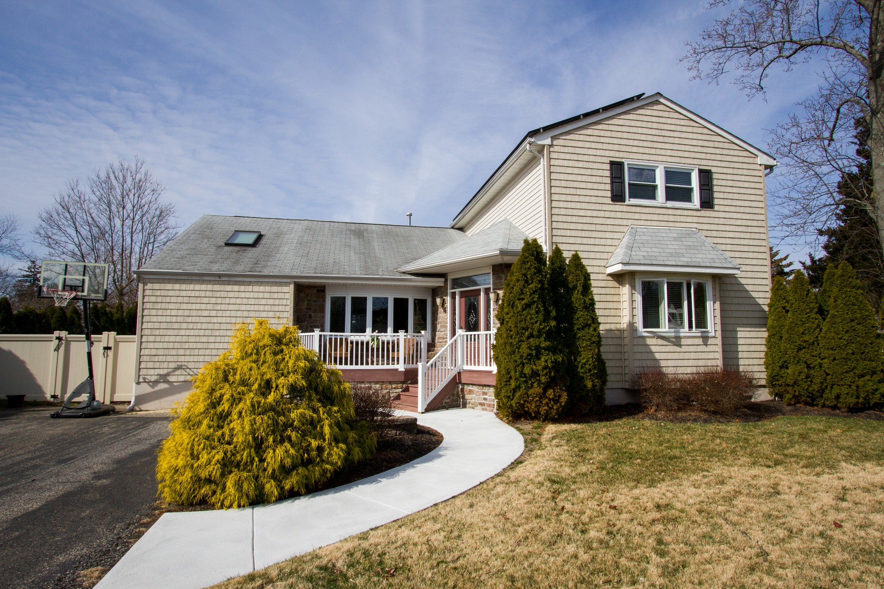 Single Family Home for Sale at Beautifully Appointed 4 Branch Road Ocean, New Jersey 07712 United States