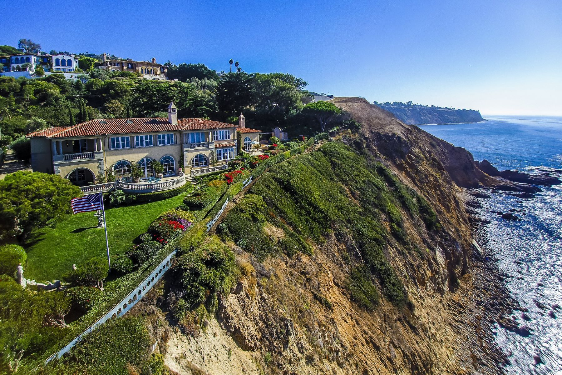 Single Family Home for Sale at 609 Paseo Del Mar, Palos Verdes Estates 90274 609 Paseo Del Mar Palos Verdes Estates, California 90274 United States