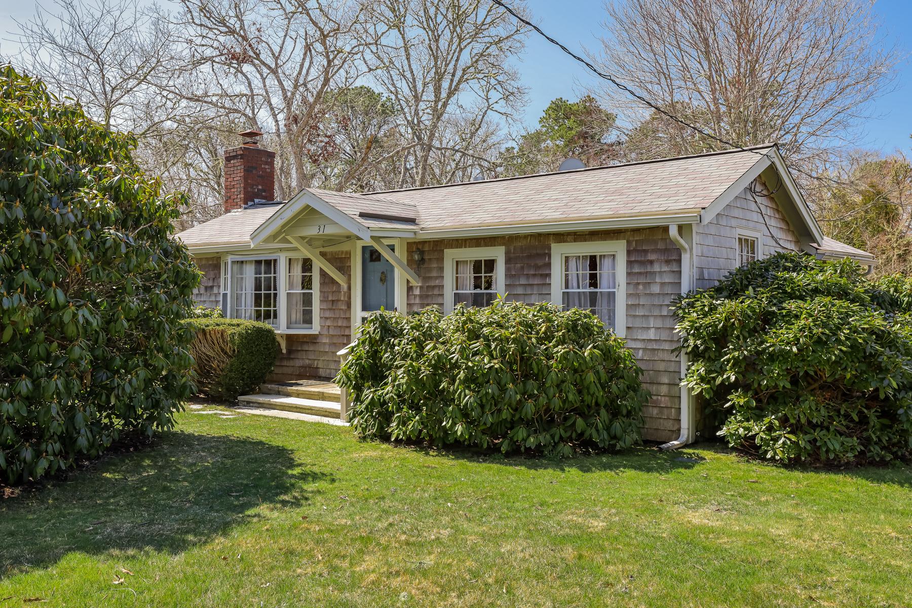 Single Family Homes για την Πώληση στο 31 Division Street, Dennis Port Dennis Port, Μασαχουσετη 02639 Ηνωμένες Πολιτείες