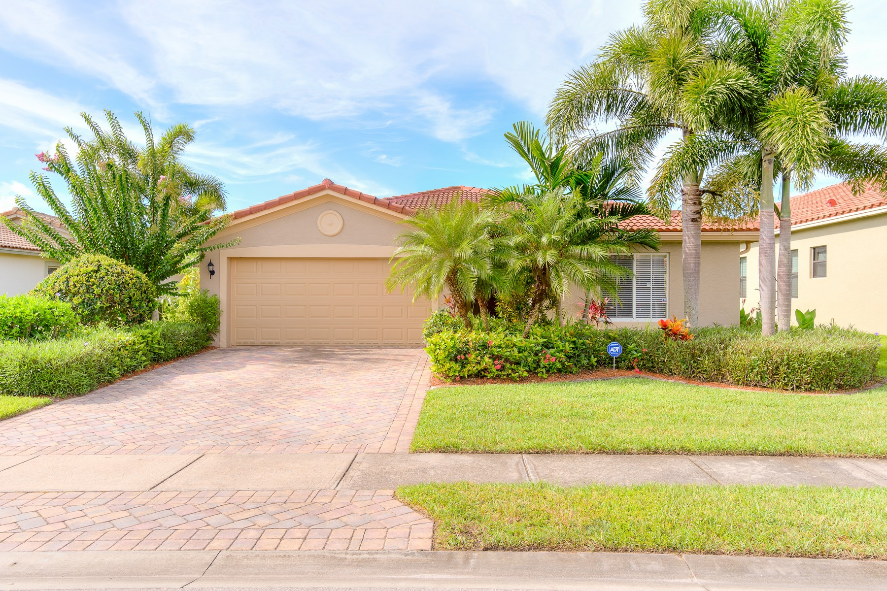 Single Family Home for Sale at Captivating Mediterranean Style Home 4147 56th Lane Vero Beach, Florida 32967 United States