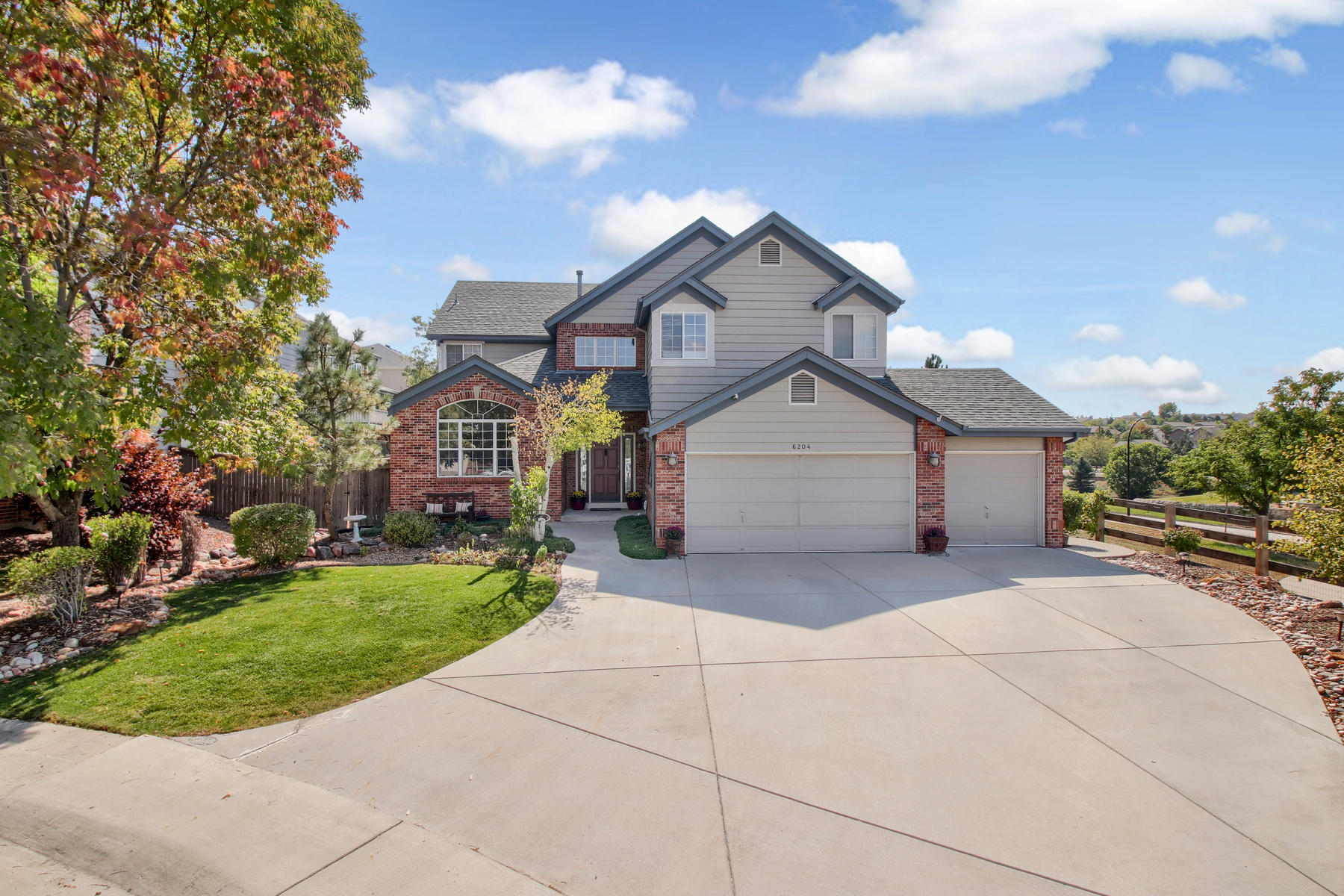 Single Family Home for Active at This lovely home in Littleton has it all! 6204 Lions Pt Littleton, Colorado 80124 United States