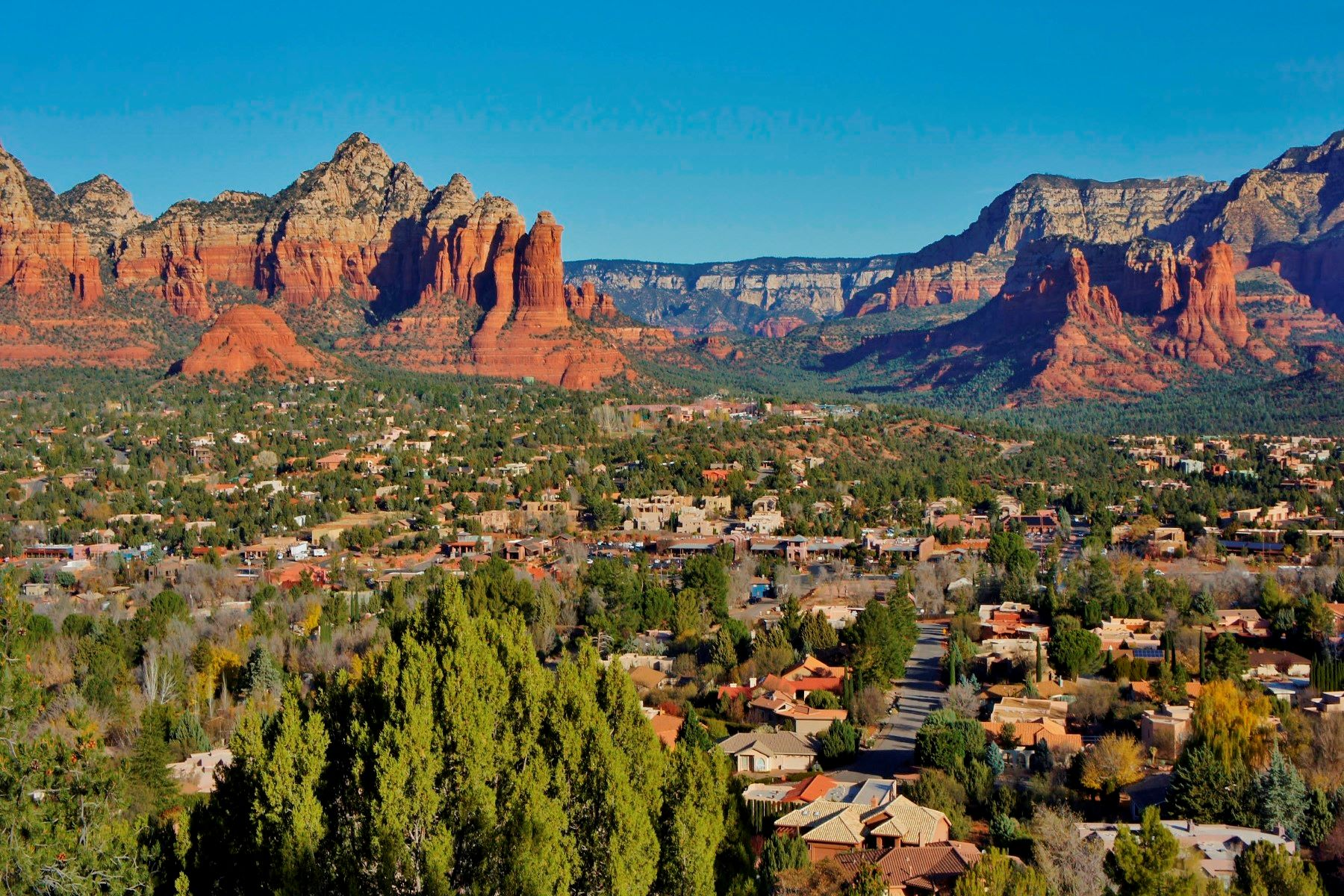 Terreno por un Venta en Rare Offering 815 Airport Rd, Sedona, Arizona, 86336 Estados Unidos