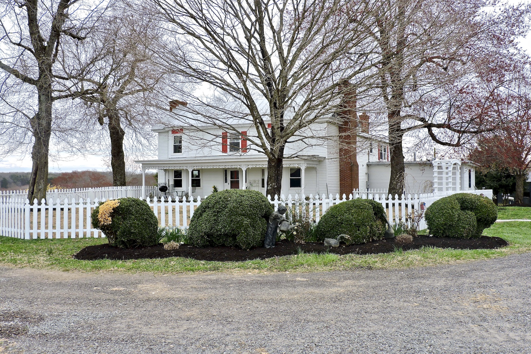 Farm / Ranch / Plantation for Sale at Mill Run Farm 9221 Zachary Taylor Highway Unionville, Virginia 22567 United States