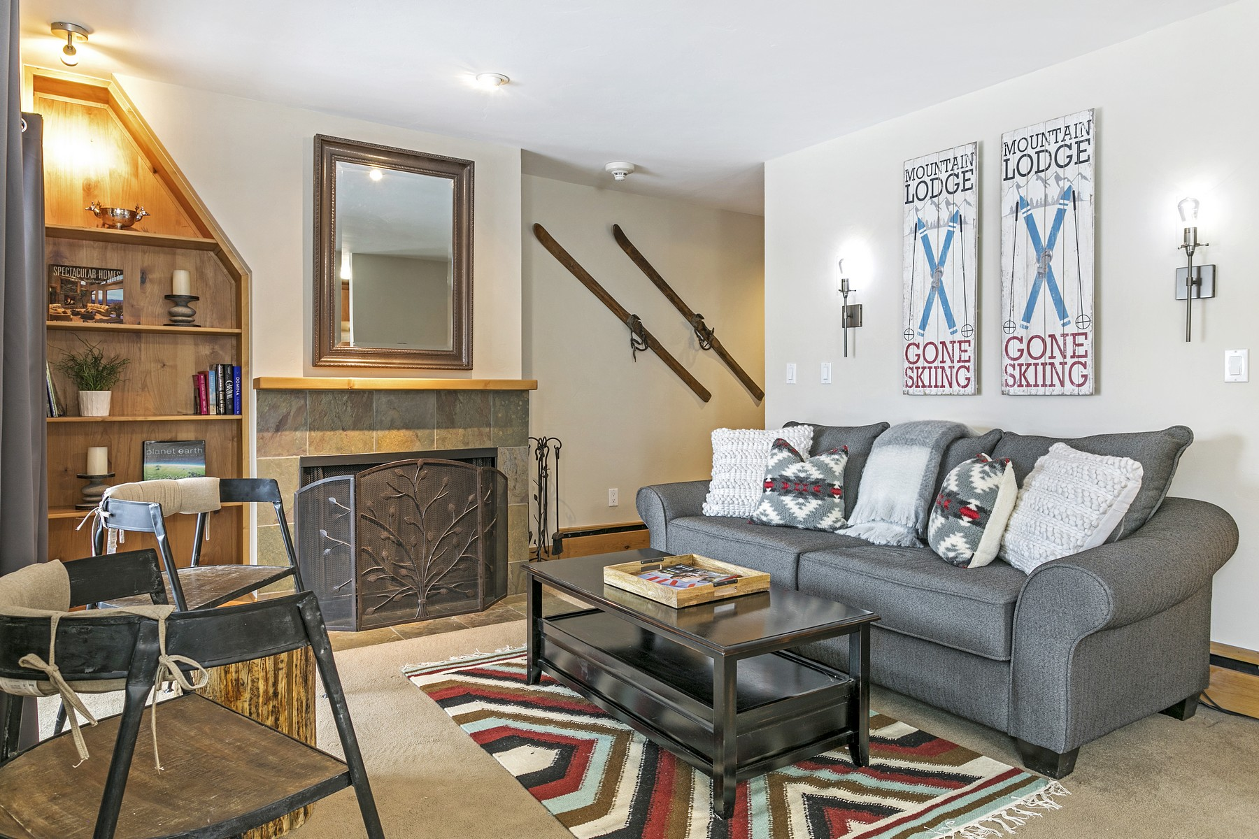 Condominium for Active at Vail 21 Condo #303 521 East Lionshead Circle Vail, Colorado 81657 United States