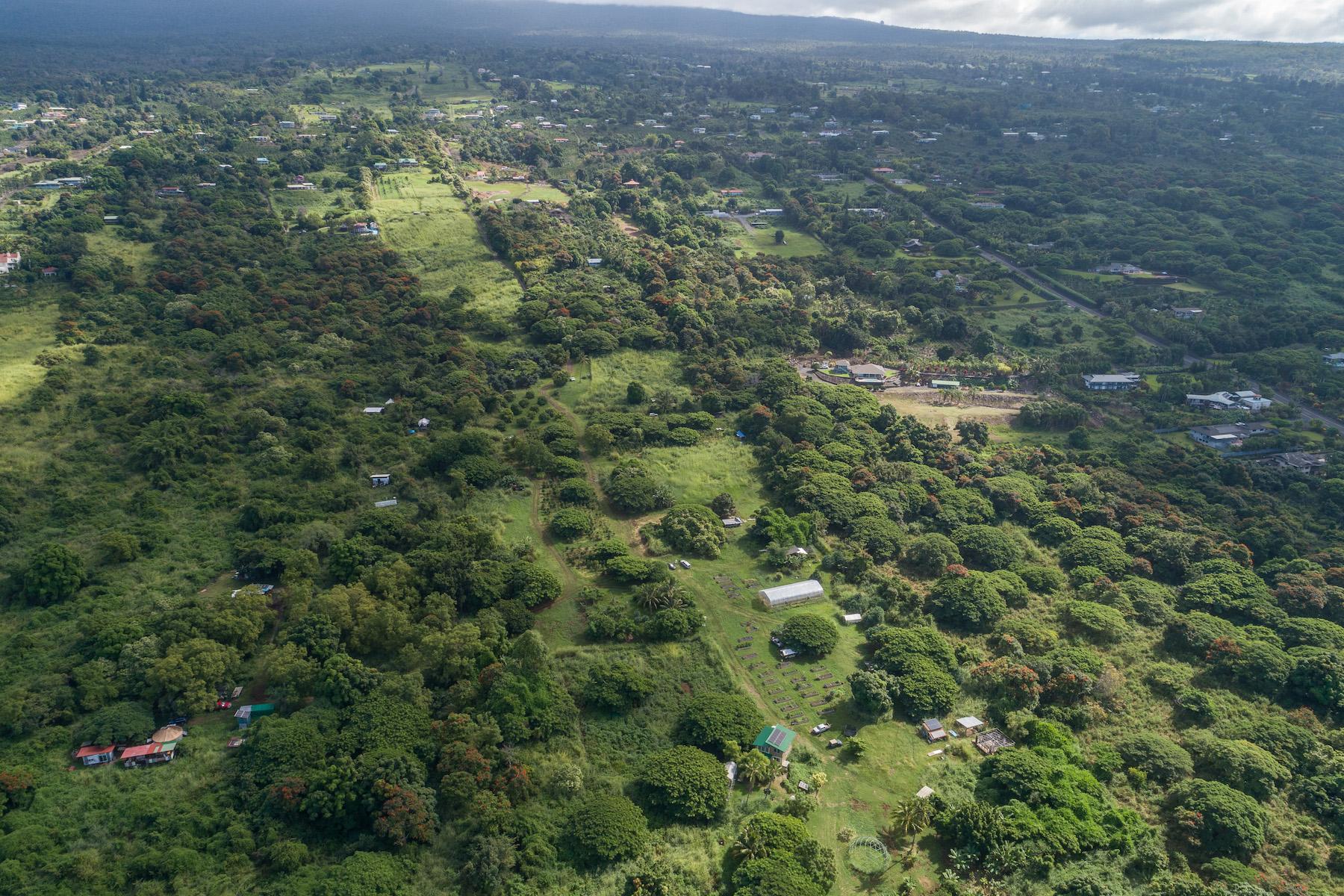 토지 용 매매 에 Beautiful Holualoa land Lanihau 1st Keaupu 2nd, Holualoa, 하와이 96725 미국