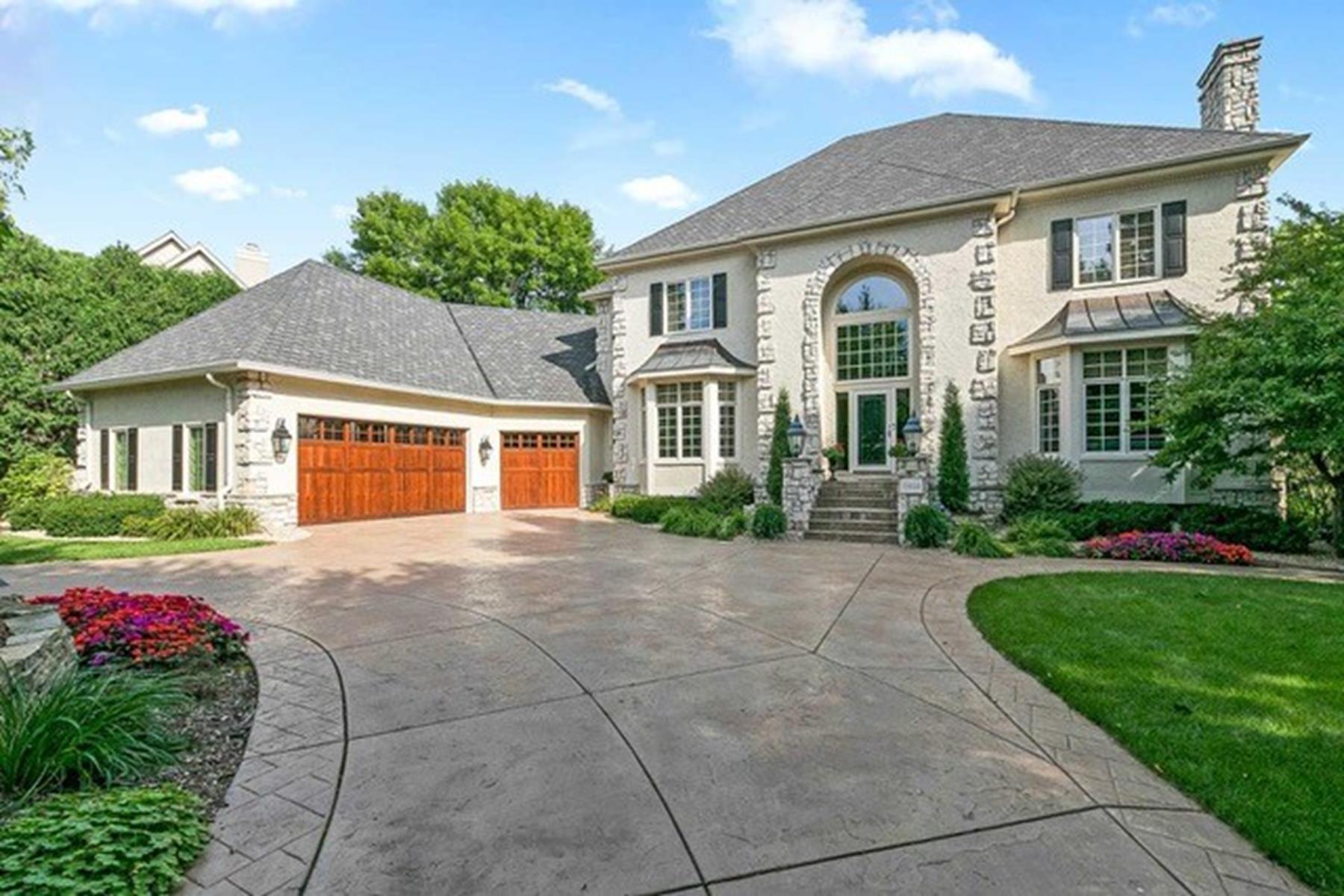 Single Family Homes للـ Sale في Eden Prairie, Minnesota 55347 United States