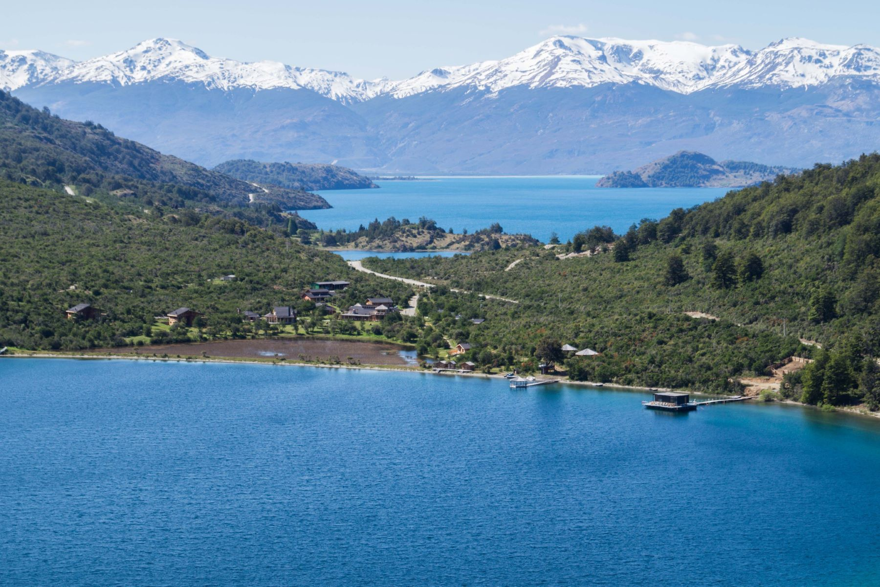 Single Family Home for Sale at Three Lakes Estate / Chilean Patagonia Coyhaique, Coyhaique, Aisen Del General Carlos Ibanez Del Campo Chile