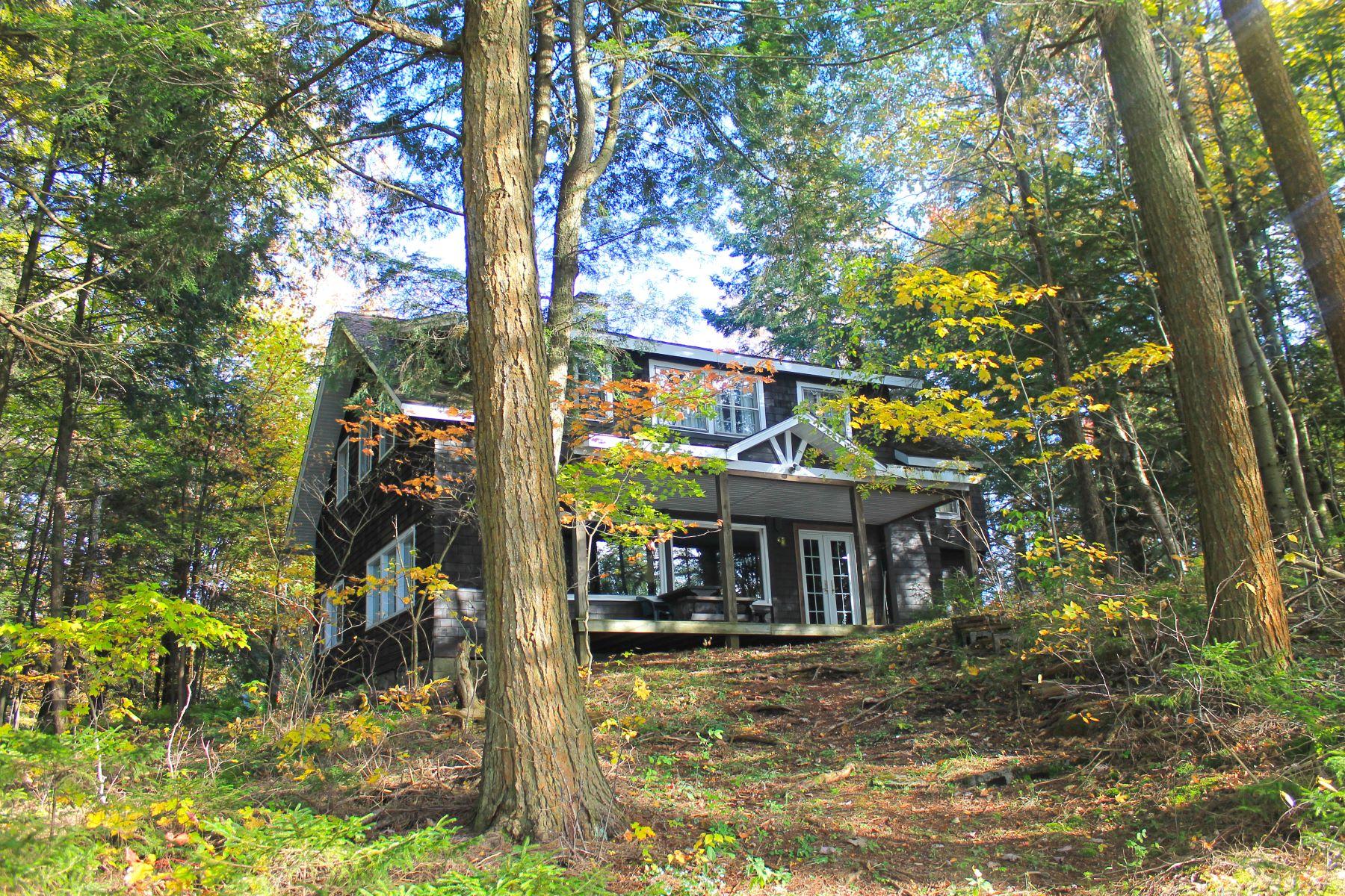 Single Family Homes für Verkauf beim Otter Lake Retreat 1308 Norton Road, Forestport, New York 13338 Vereinigte Staaten