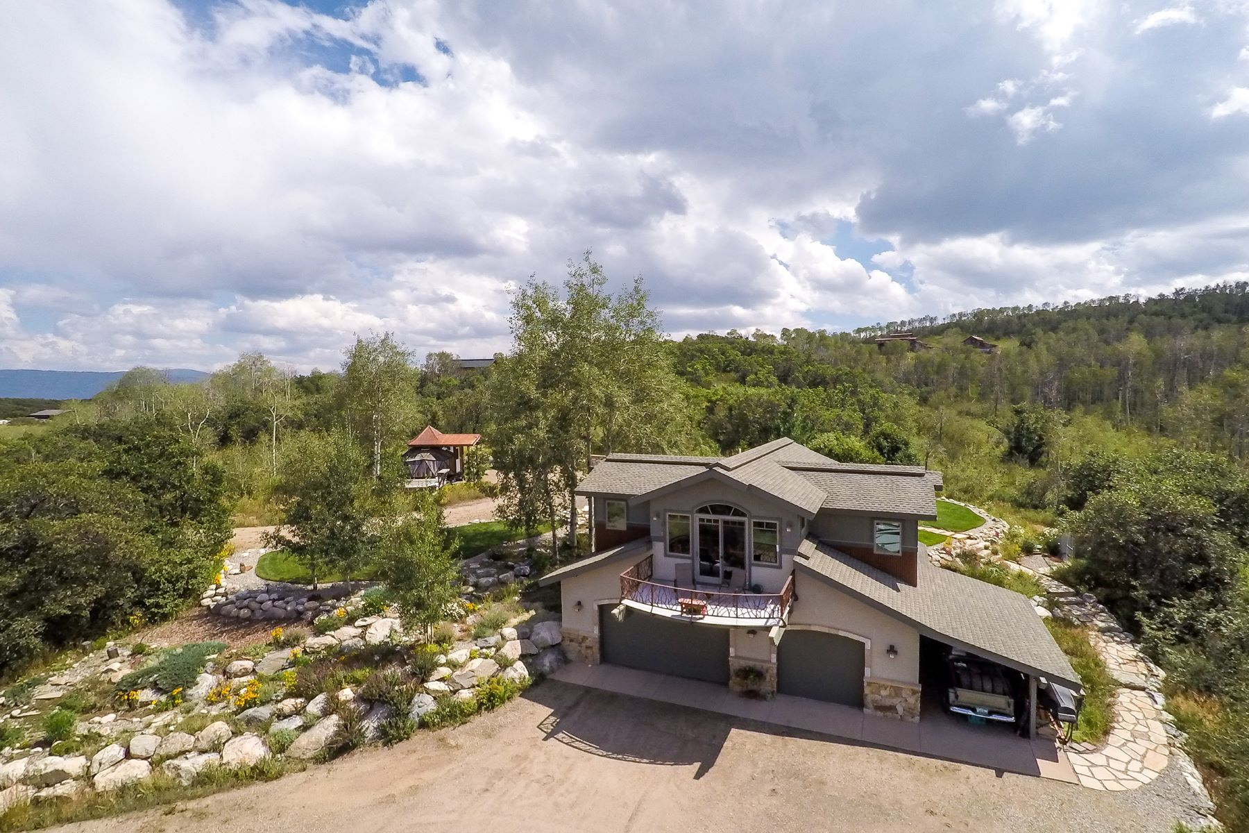 Single Family Home for Sale at Whitewood Home 22015 Whitewood Drive W Steamboat Springs, Colorado 80487 United States