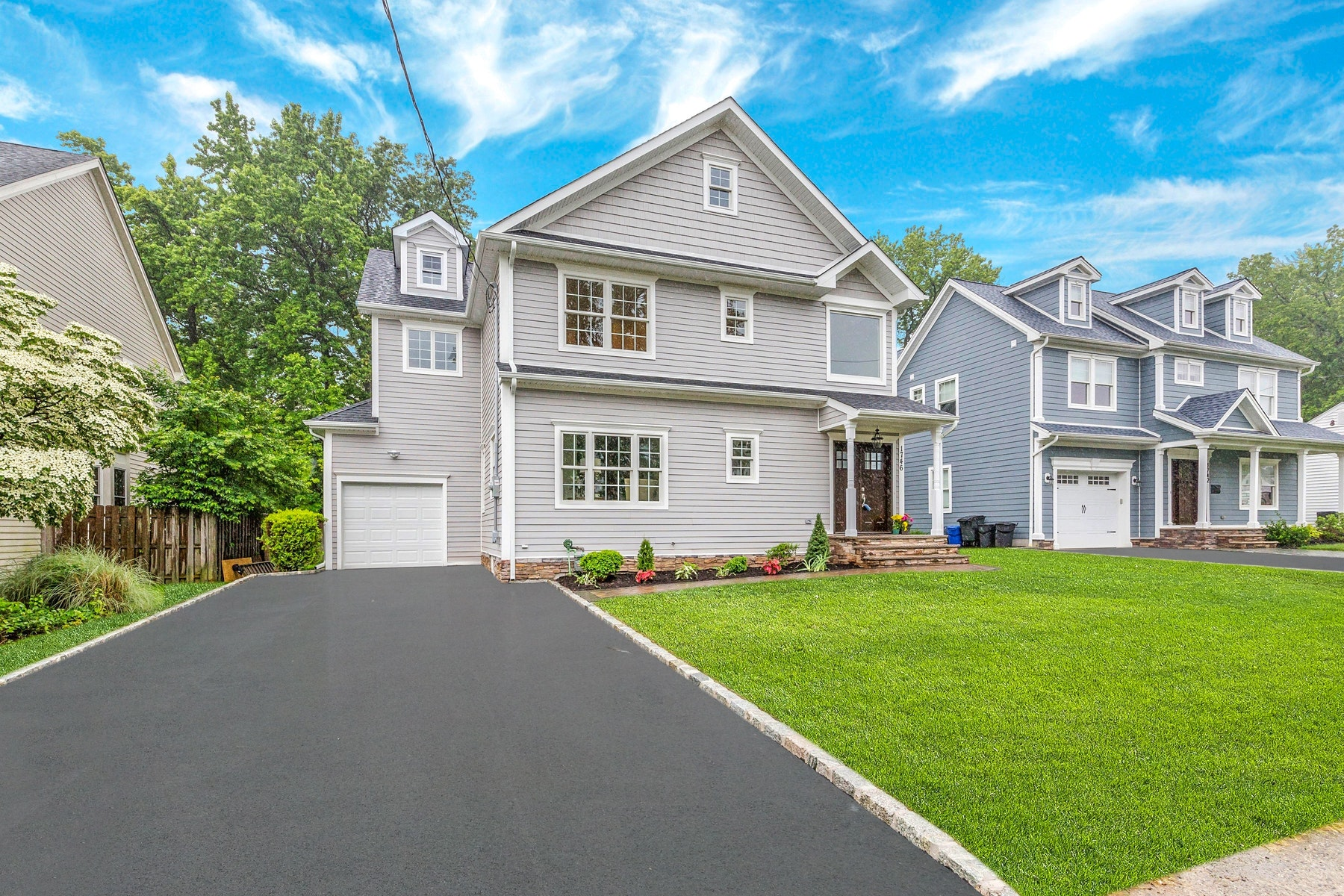 Single Family Homes for Sale at Live Modern 1746 Florida Street Westfield, New Jersey 07090 United States